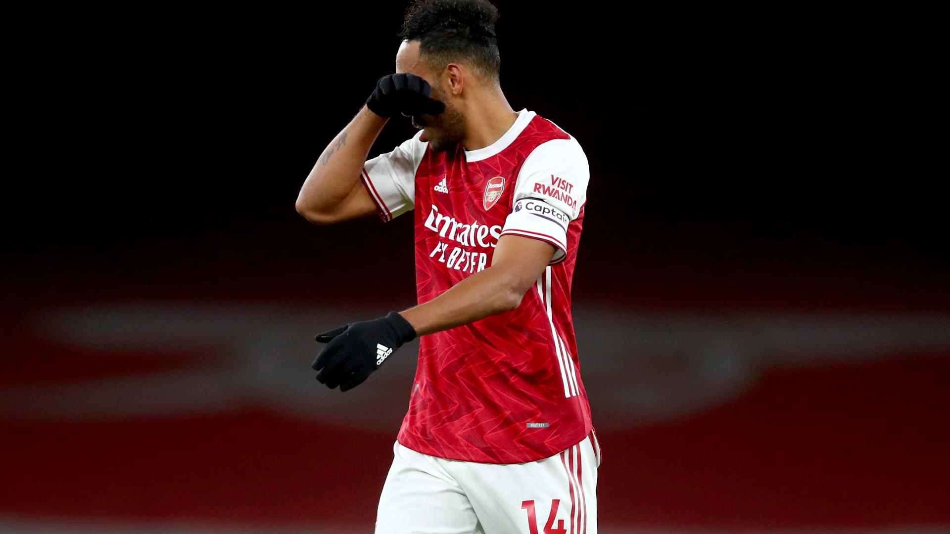 Arteta admits to worries over Arsenal attacking play