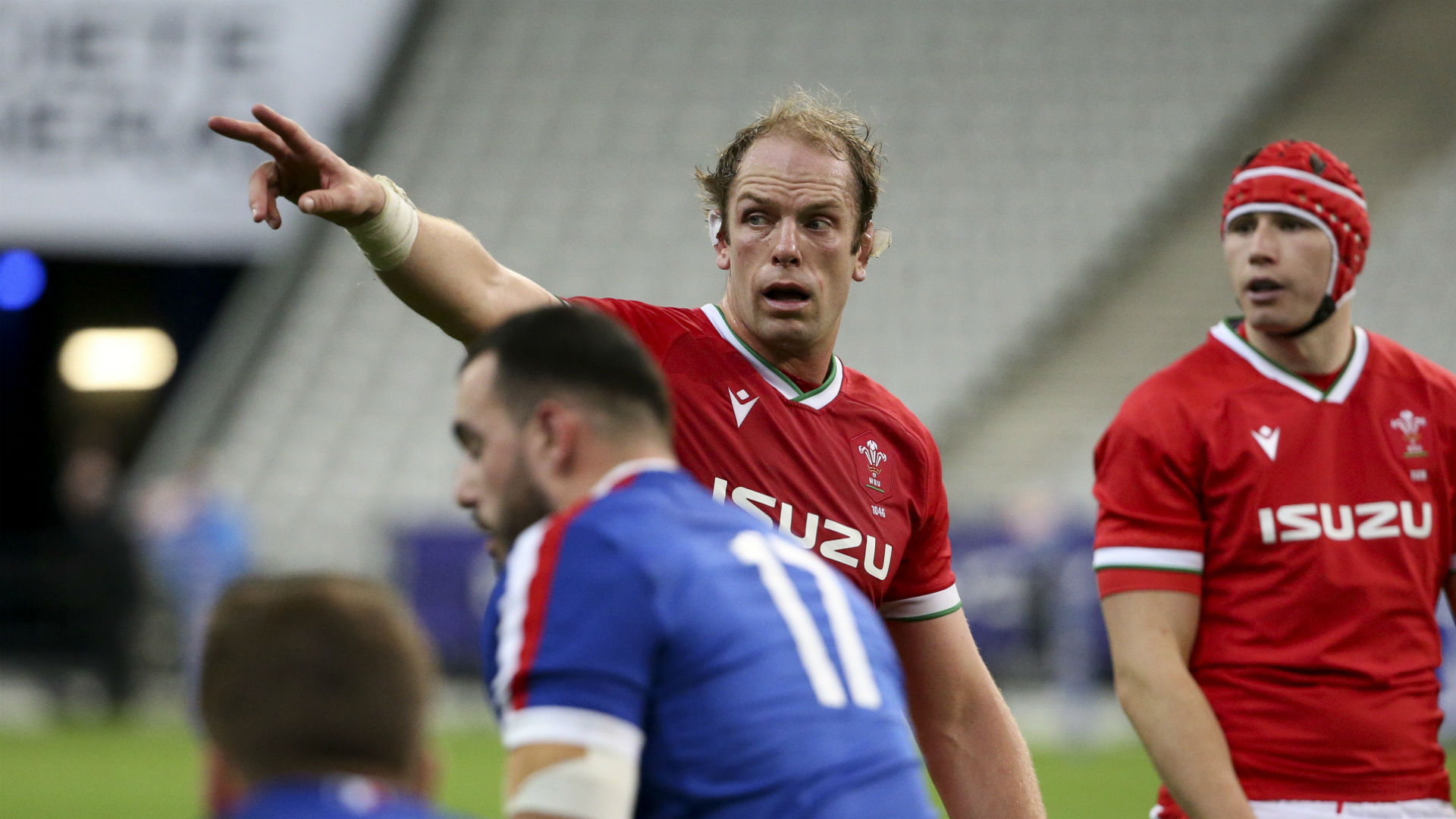 Six Nations 2020: Jones to break Test caps record when Wales face Scotland