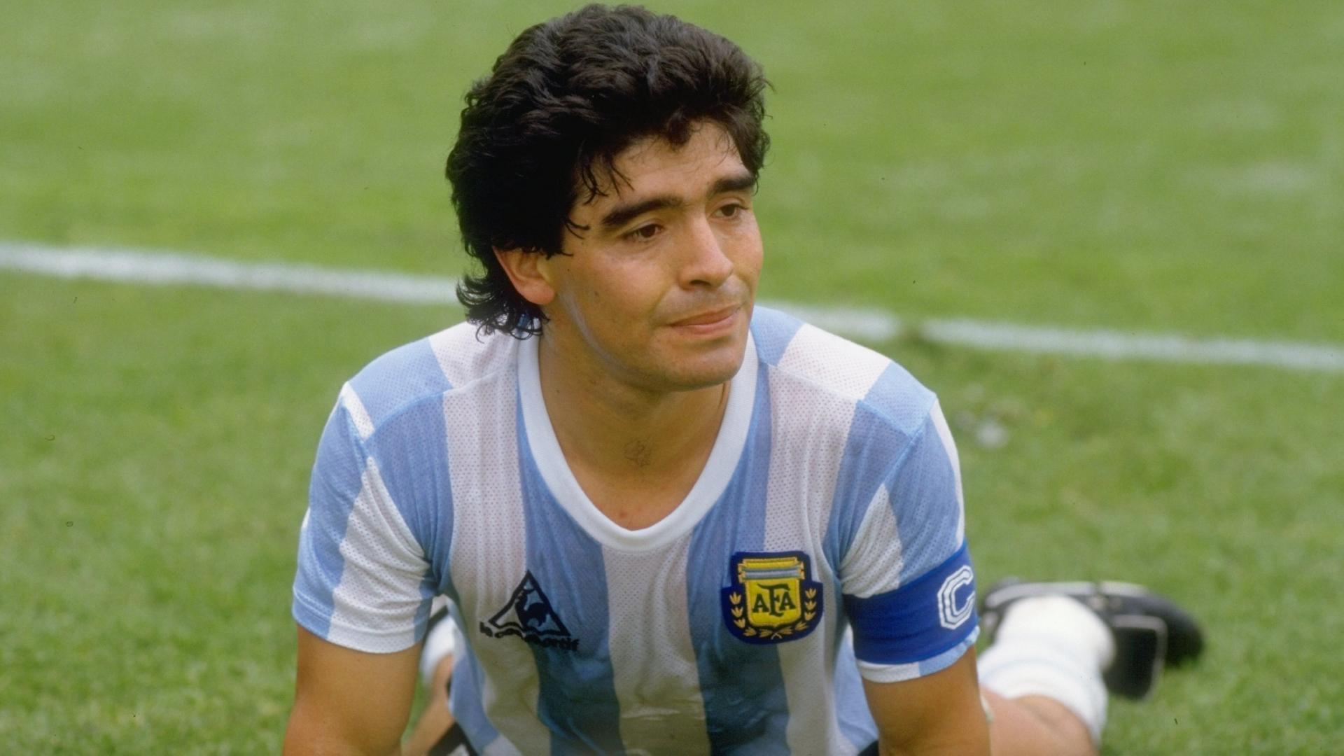 Maradona at 60: The star of Mexico 1986 – and the World Cup handball king