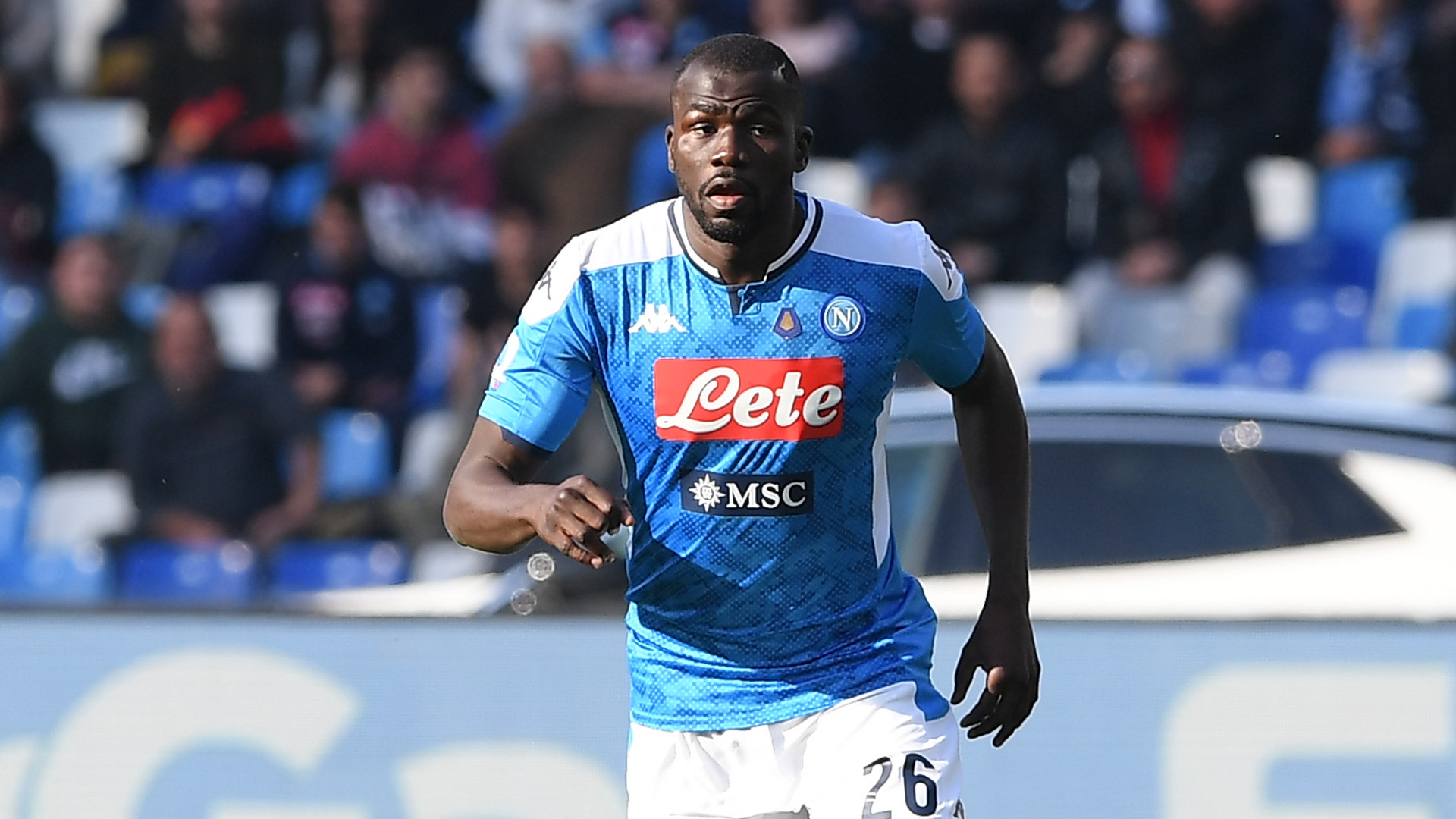 I love Napoli but we'll see what happens – Koulibaly discusses future again amid Liverpool links