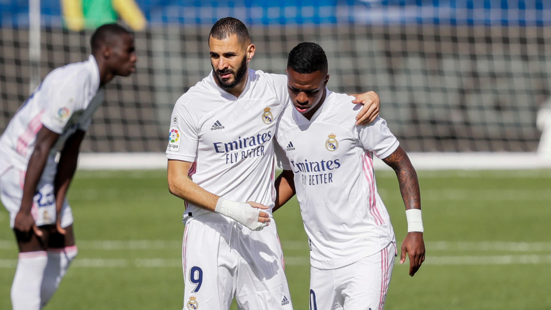 Zidane on Benzema-Vinicius situation: There is no problem between them