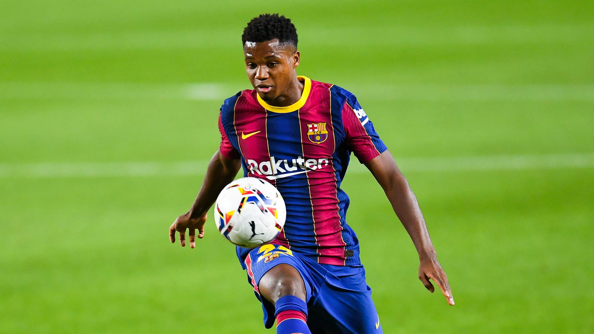 Ansu Fati turns 18: Barca star savours 'just the beginning' as Koeman says best is still to come