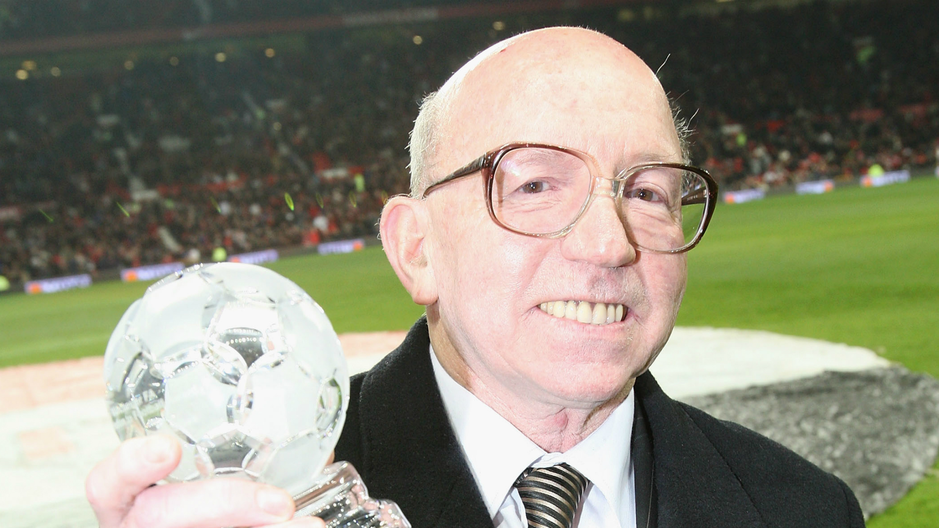 England World Cup winner Nobby Stiles dies aged 78