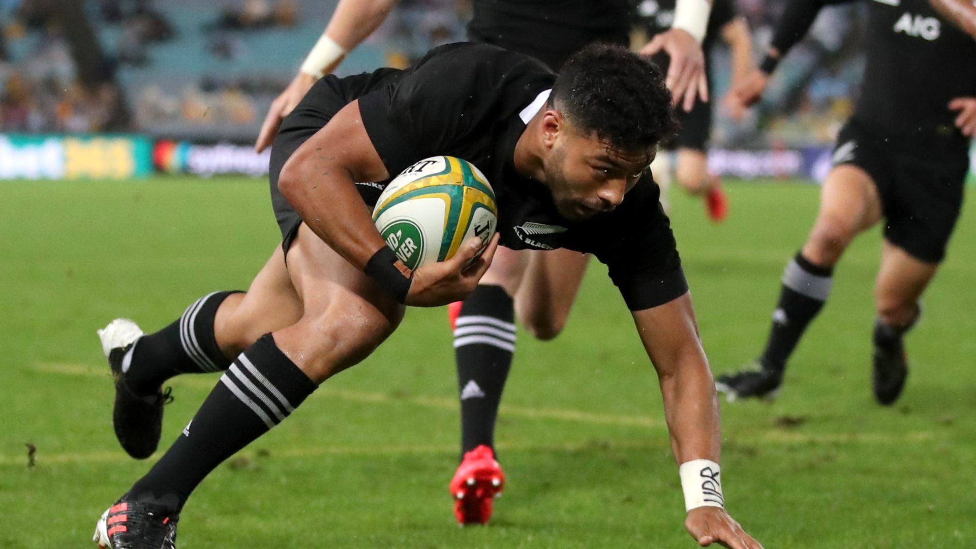 Australia 5-43 New Zealand: Dominant All Blacks seal Bledisloe Cup triumph with record win