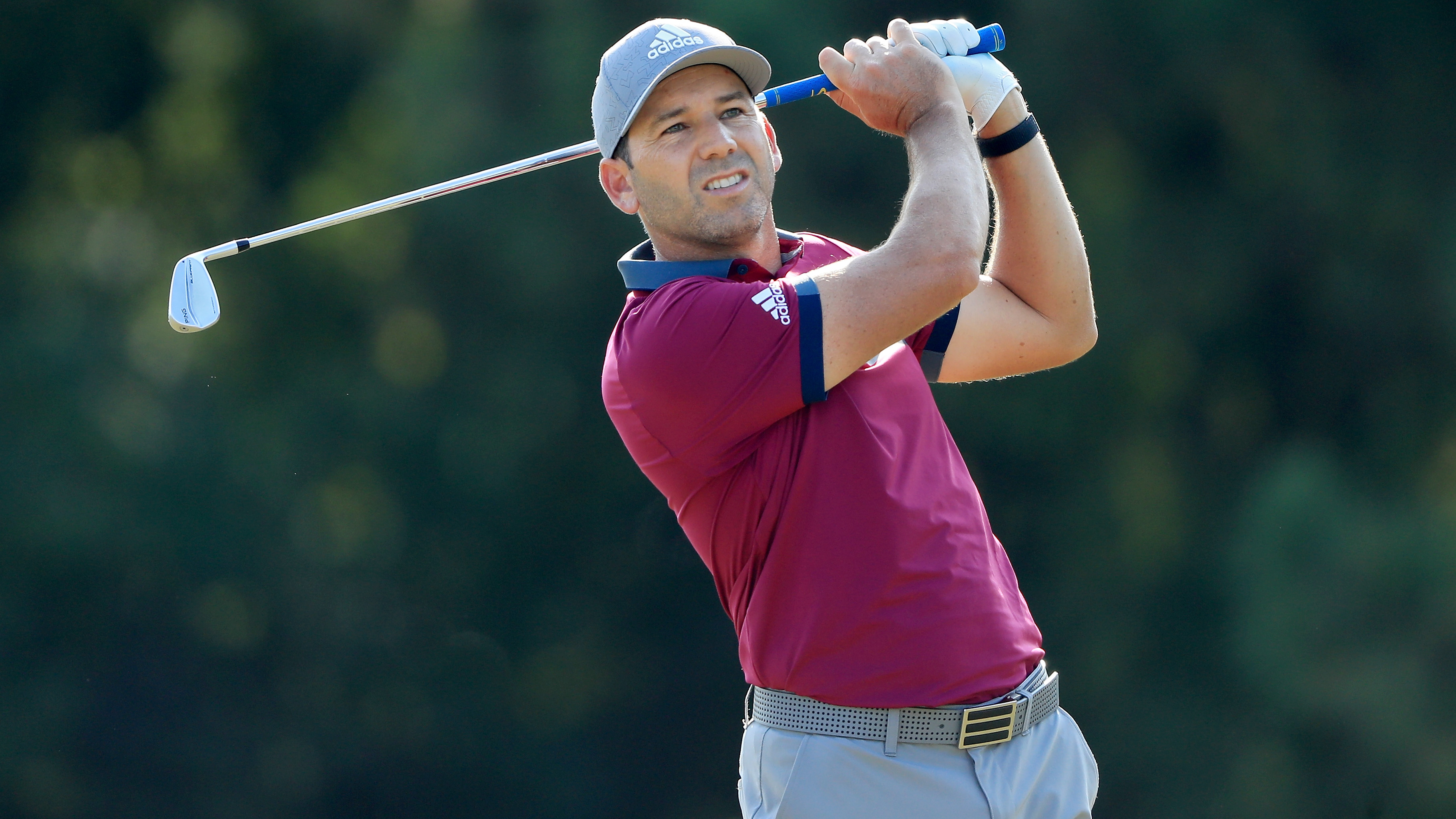 Garcia moves into share of lead at Sanderson Farms Championship