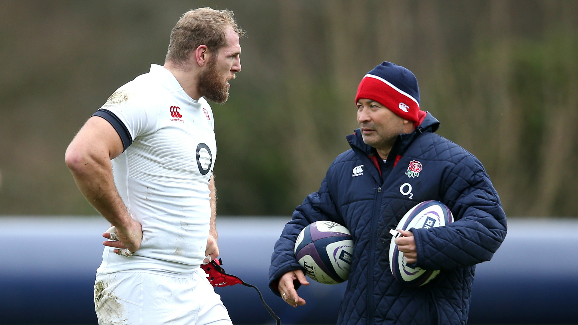 Eddie Jones still scares me! Haskell backs England to win restarted Six Nations