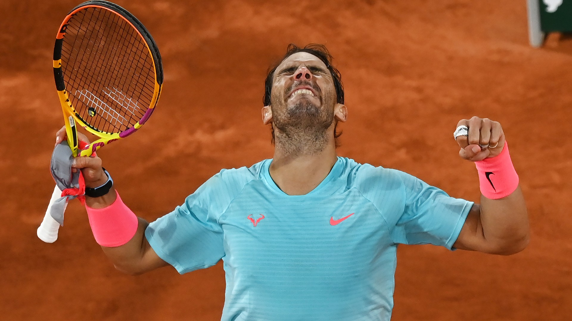 French Open 2020: Playing aggressively is 'the only way' insists Nadal