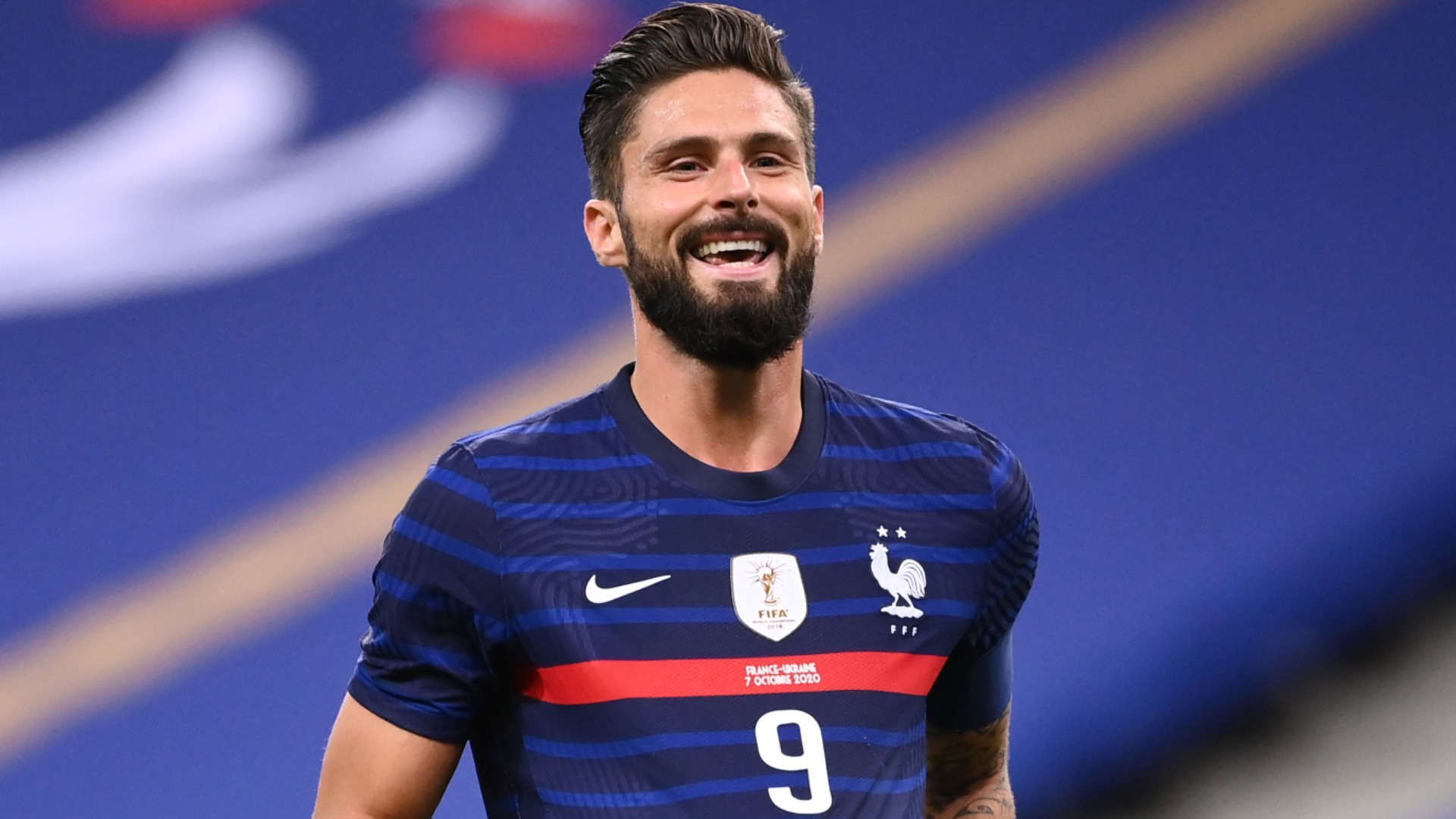 Giroud has Henry record in his sights after overtaking Platini for France goals