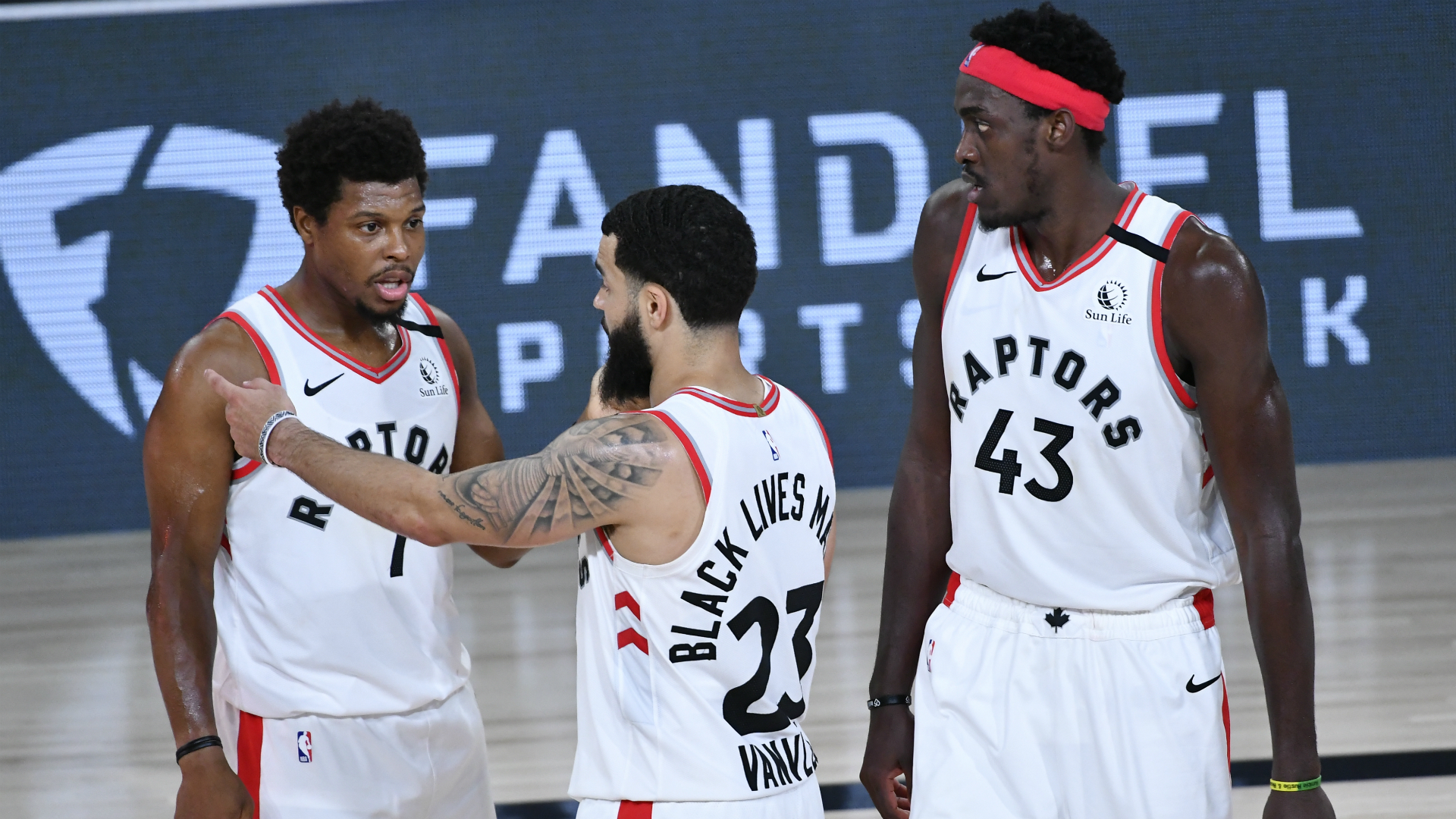 Nurse's star continues to shine but Toronto lack dominant figures – Raptors season review in Stats Perform data
