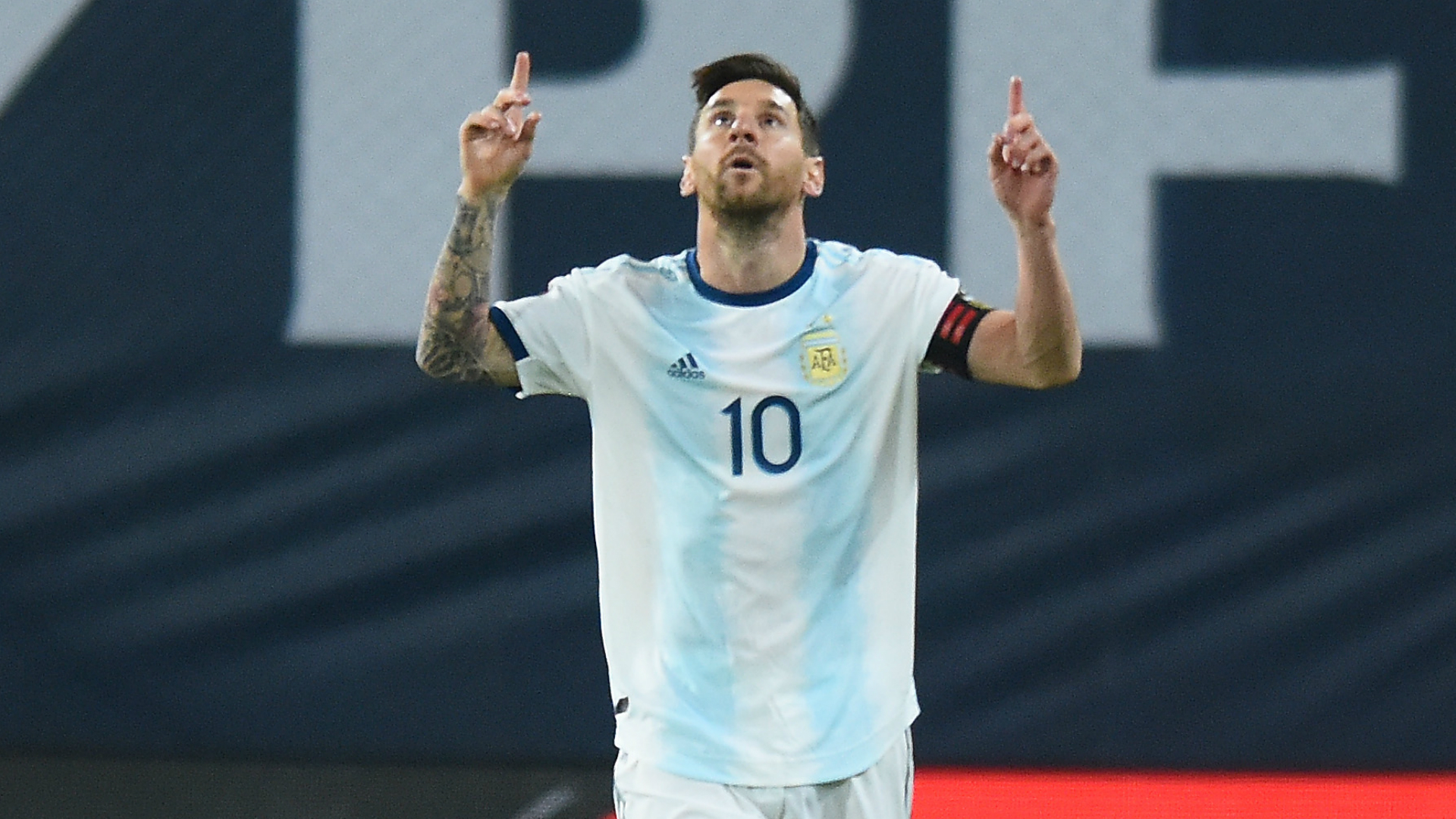 Messi hails importance of Argentina win after international absence
