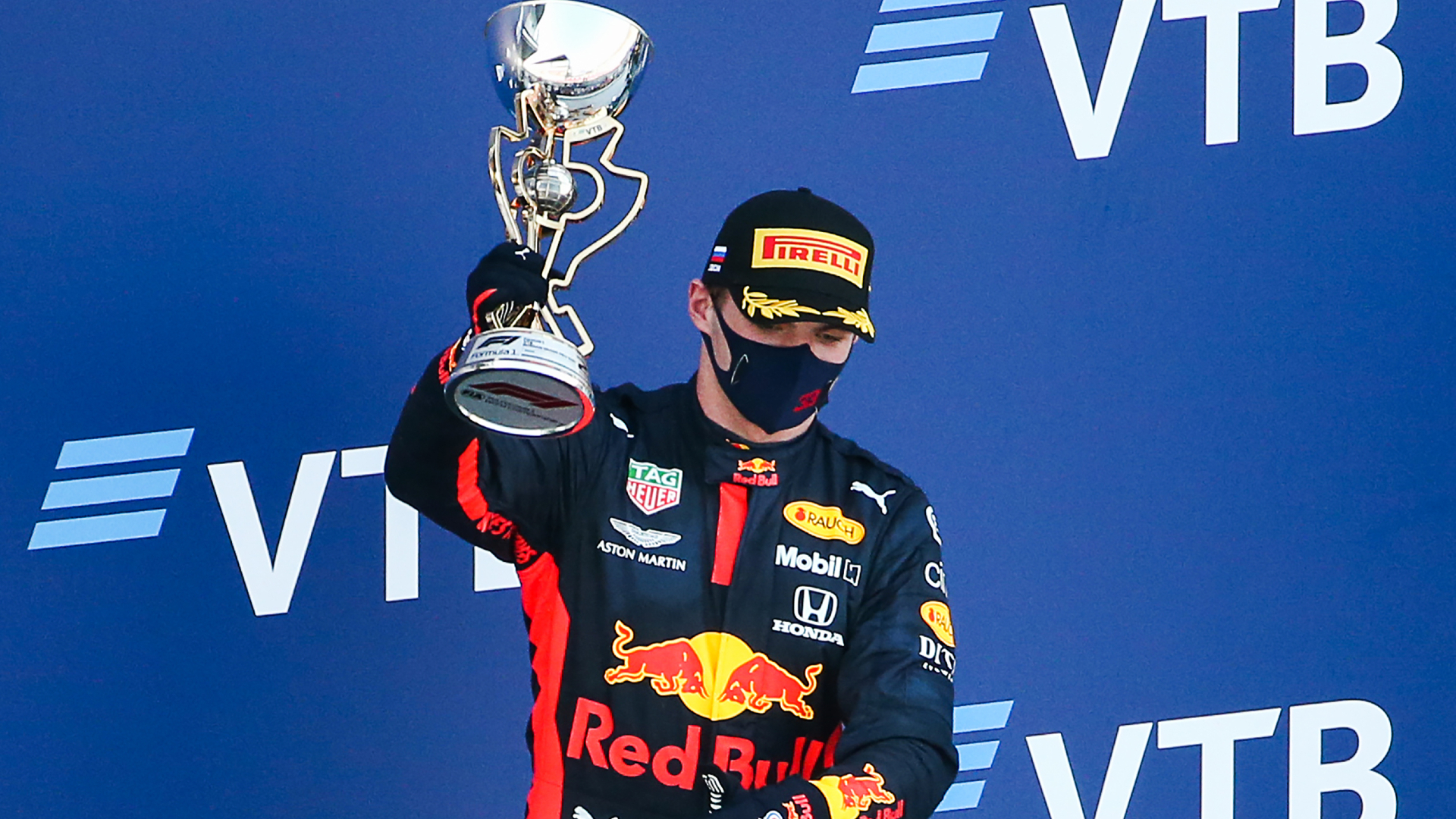 Verstappen committed to Red Bull despite engine concerns, says Horner