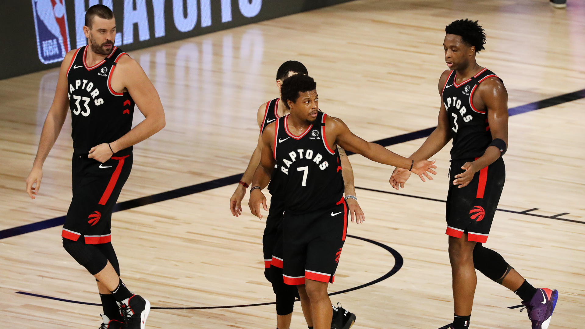 Raptors force Game 7 against Celtics, Clippers take 3-1 lead