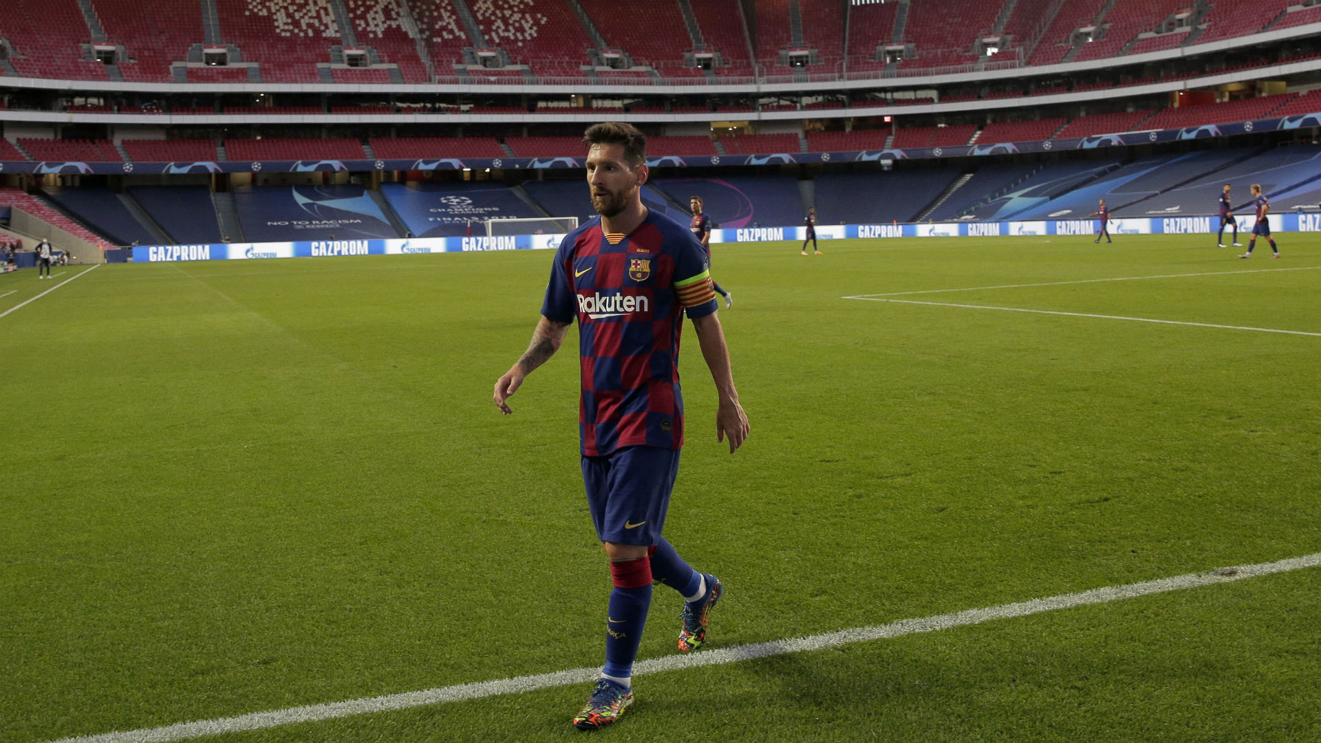 It's fantastic he will be part of Barca's season – Koeman delighted to have Messi