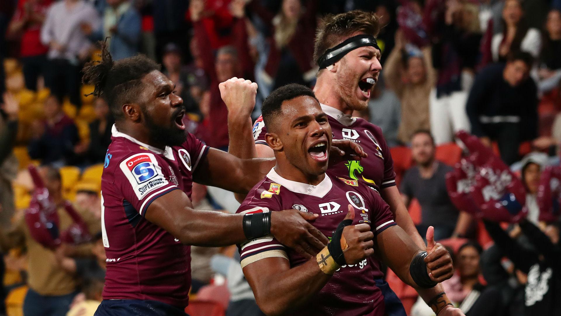 Reds 25-13 Rebels: Brumbies await in Super Rugby AU final