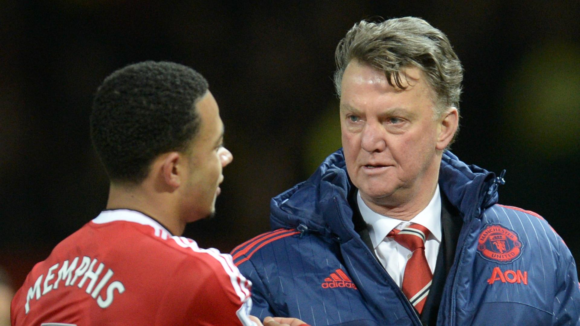 Depay has talent but he is not Messi or Ronaldo - Van Gaal
