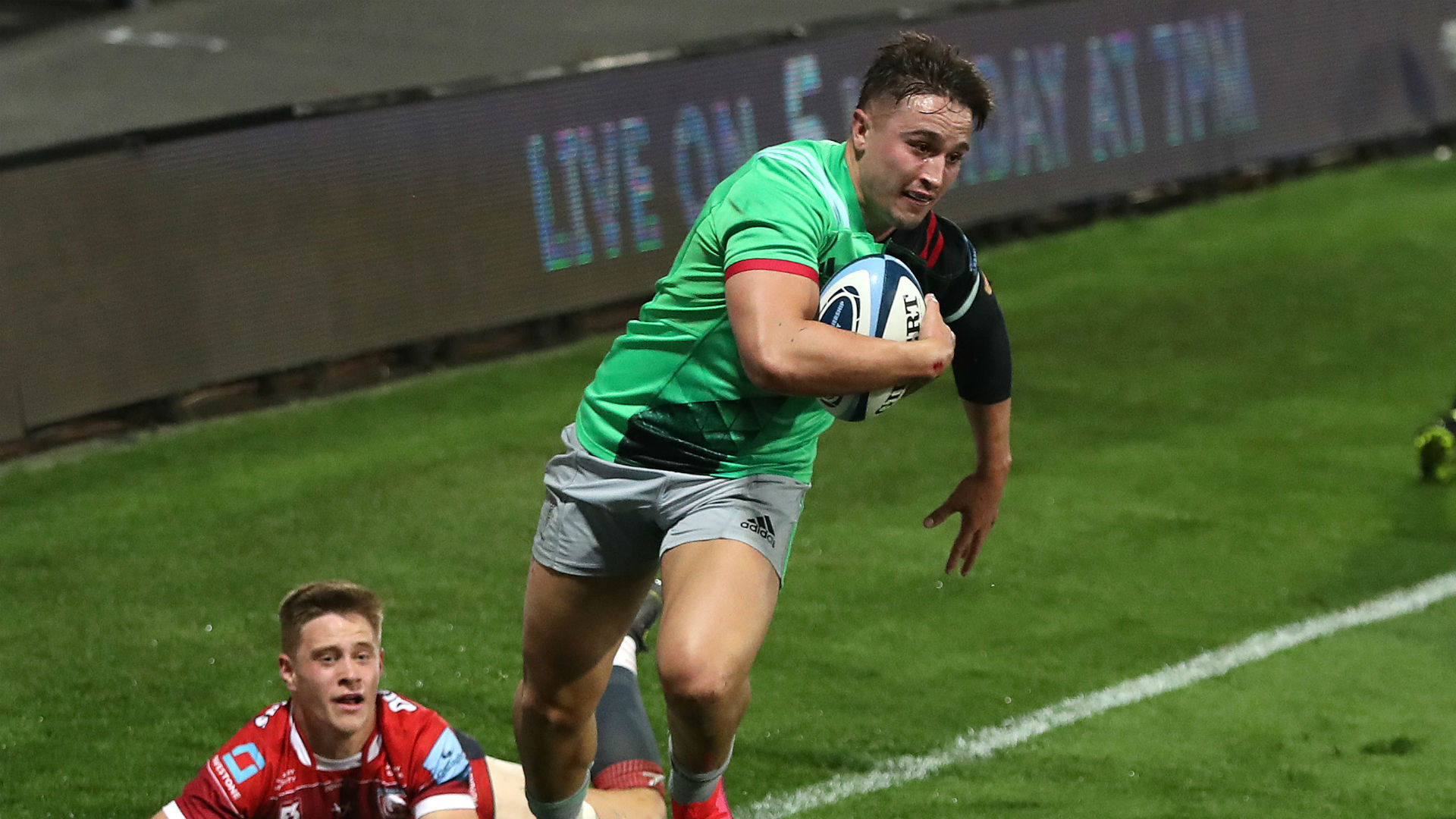 Harlequins book top-eight spot with win over Gloucester