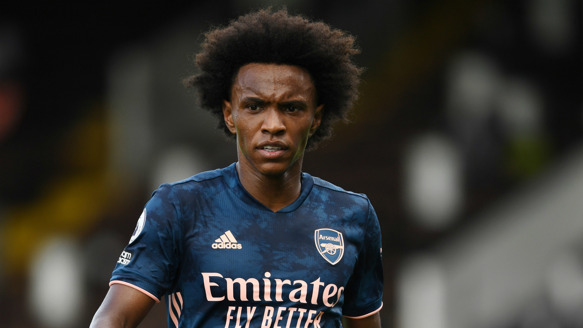Merson stunned Chelsea allowed Willian to join Arsenal