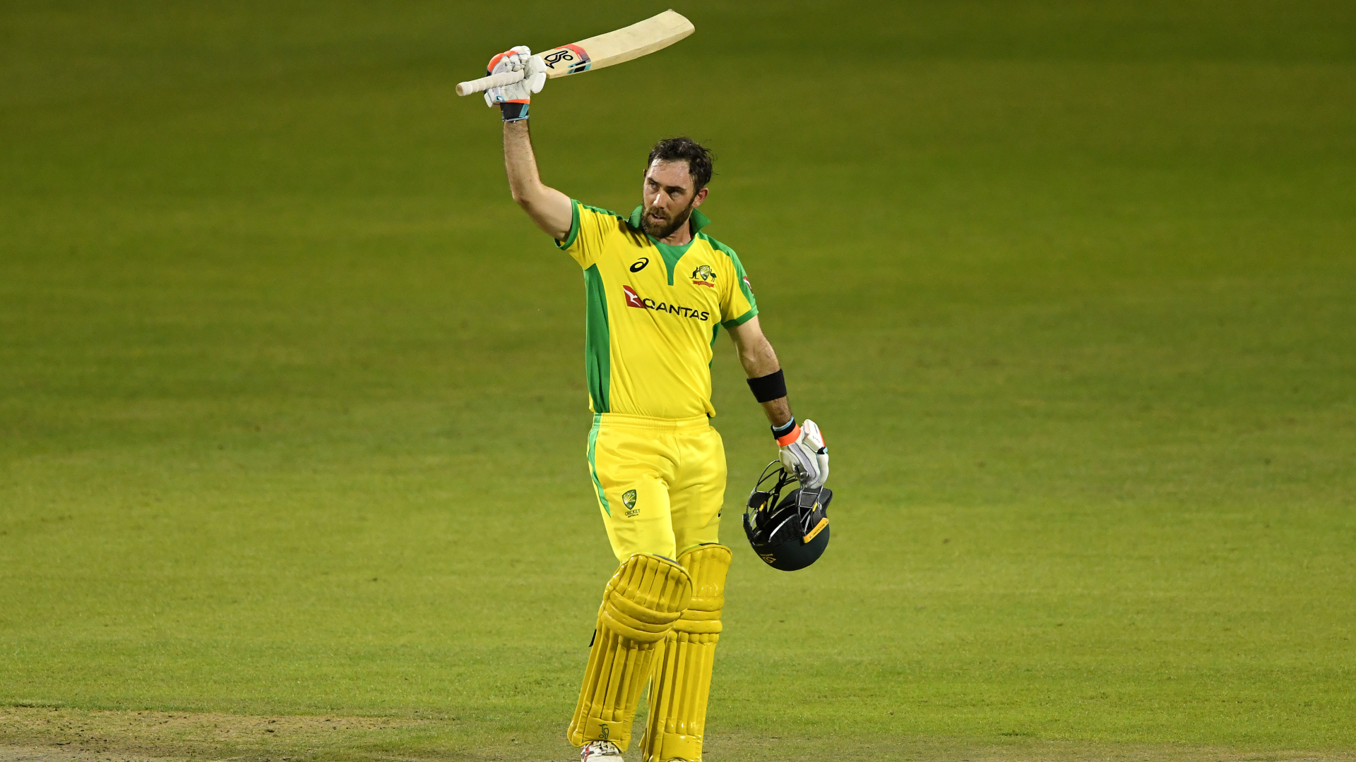 Maxwell had 'freedom' in match-winning innings against England