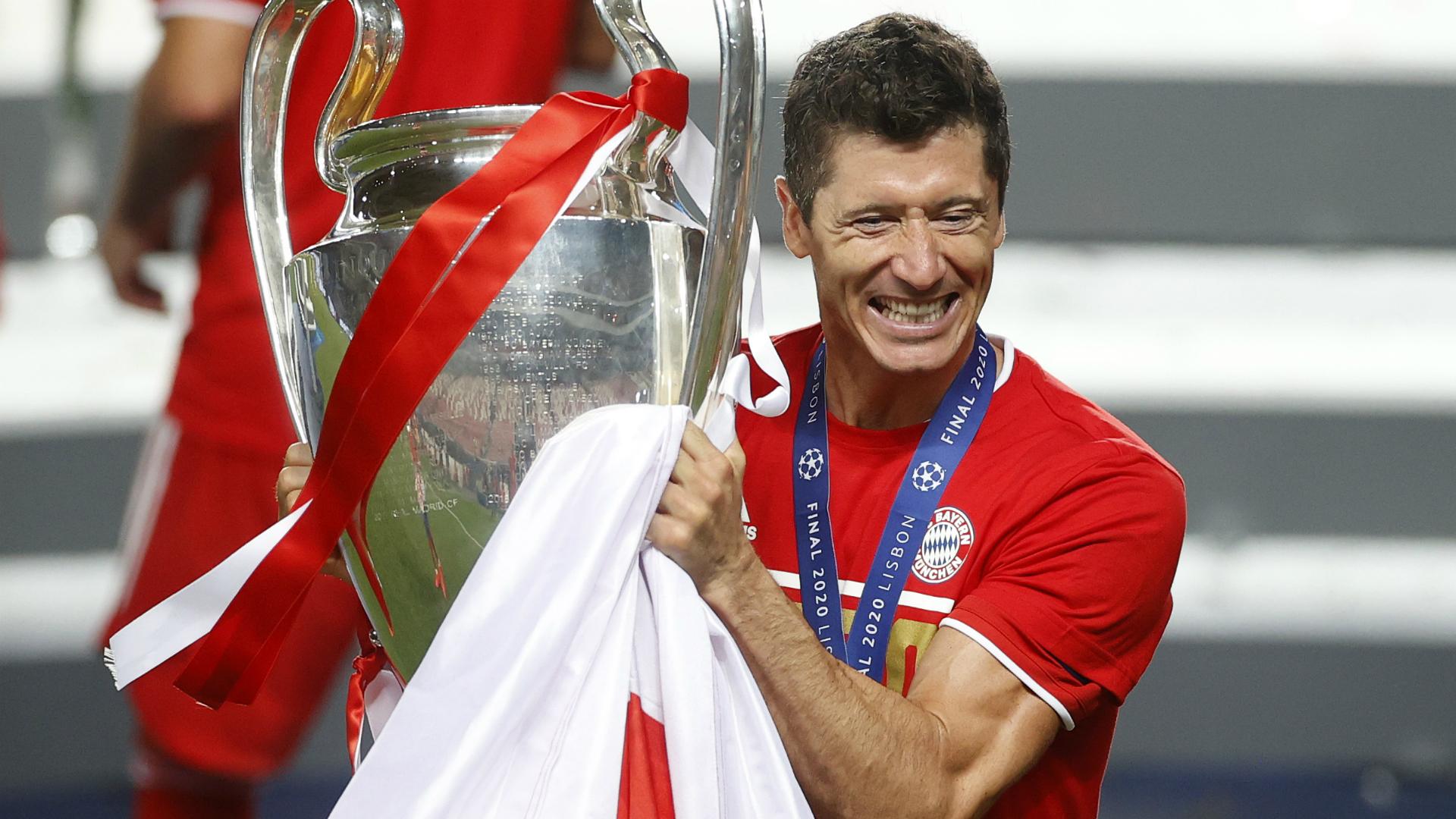 Bundesliga 2020-21: Can Lewandowski be the world's best... again?
