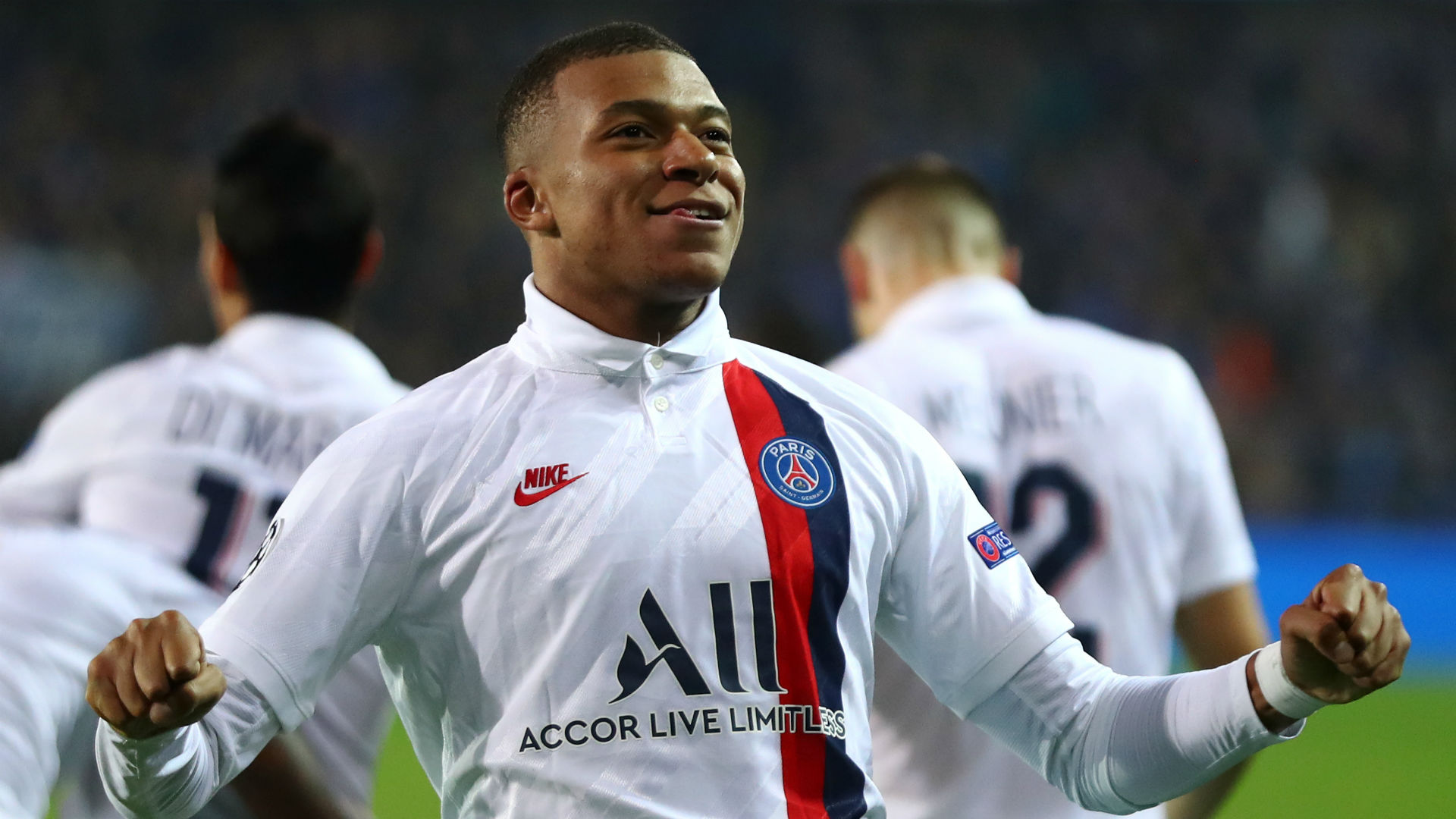 Mbappe available for PSG clash with Nice