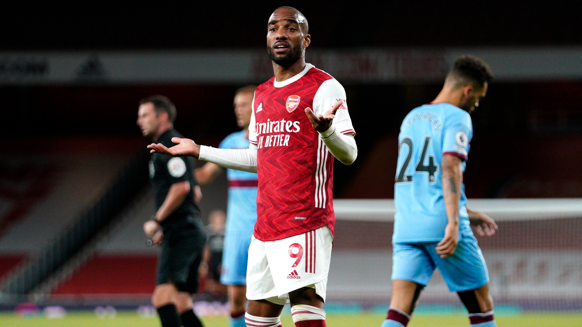 Arsenal not in contract talks with Lacazette – Arteta