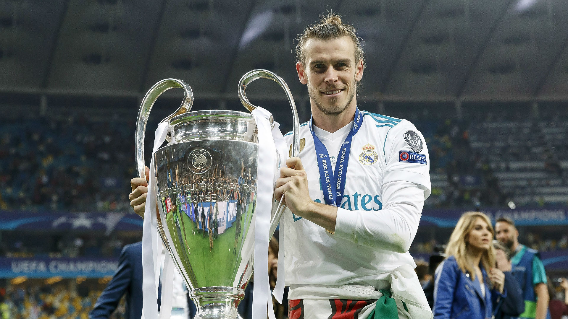 Bale wants to bring Madrid's winning mentality to Tottenham's quest for silverware