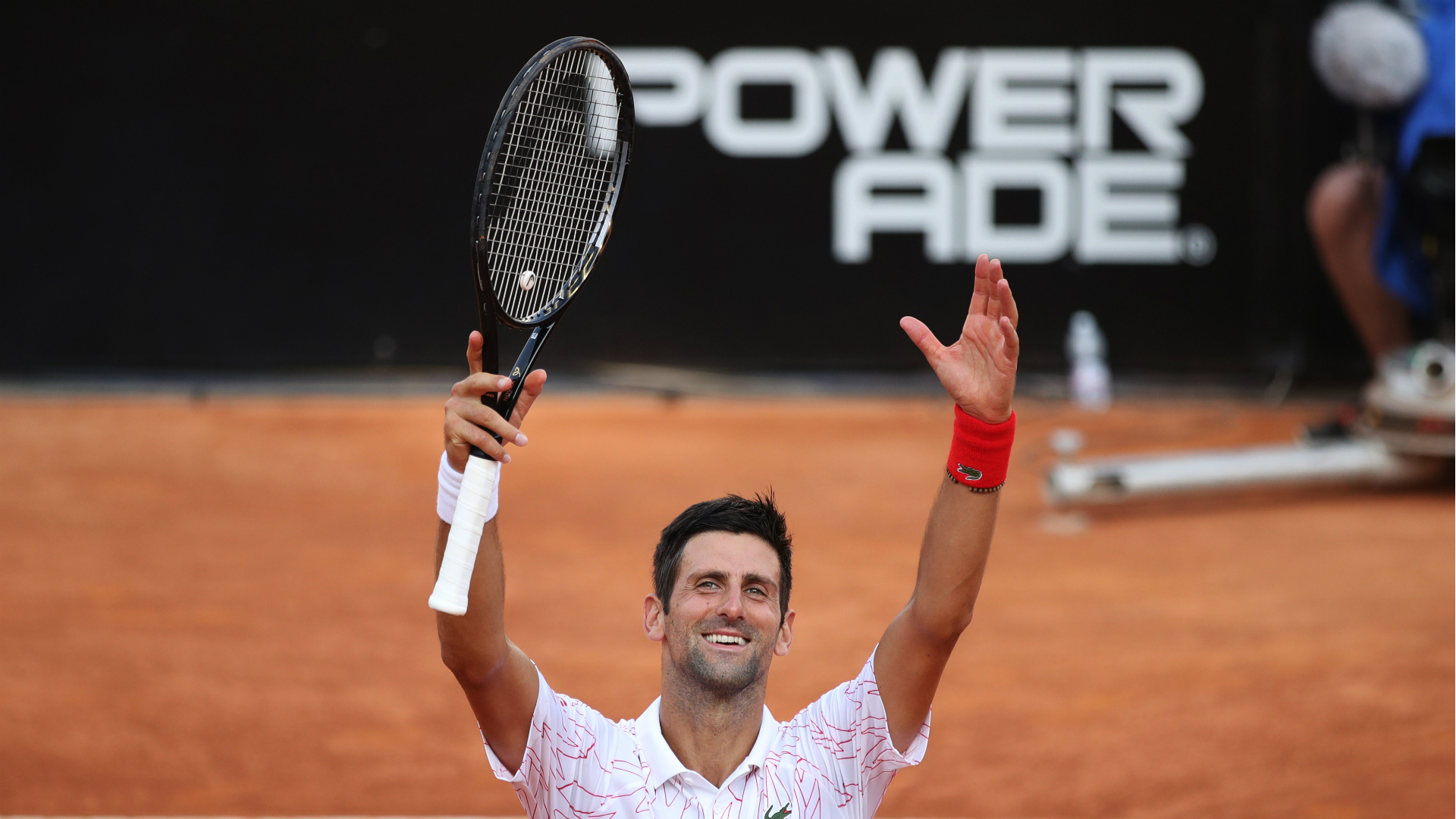 Djokovic: Not facing Nadal in Rome final will be strange