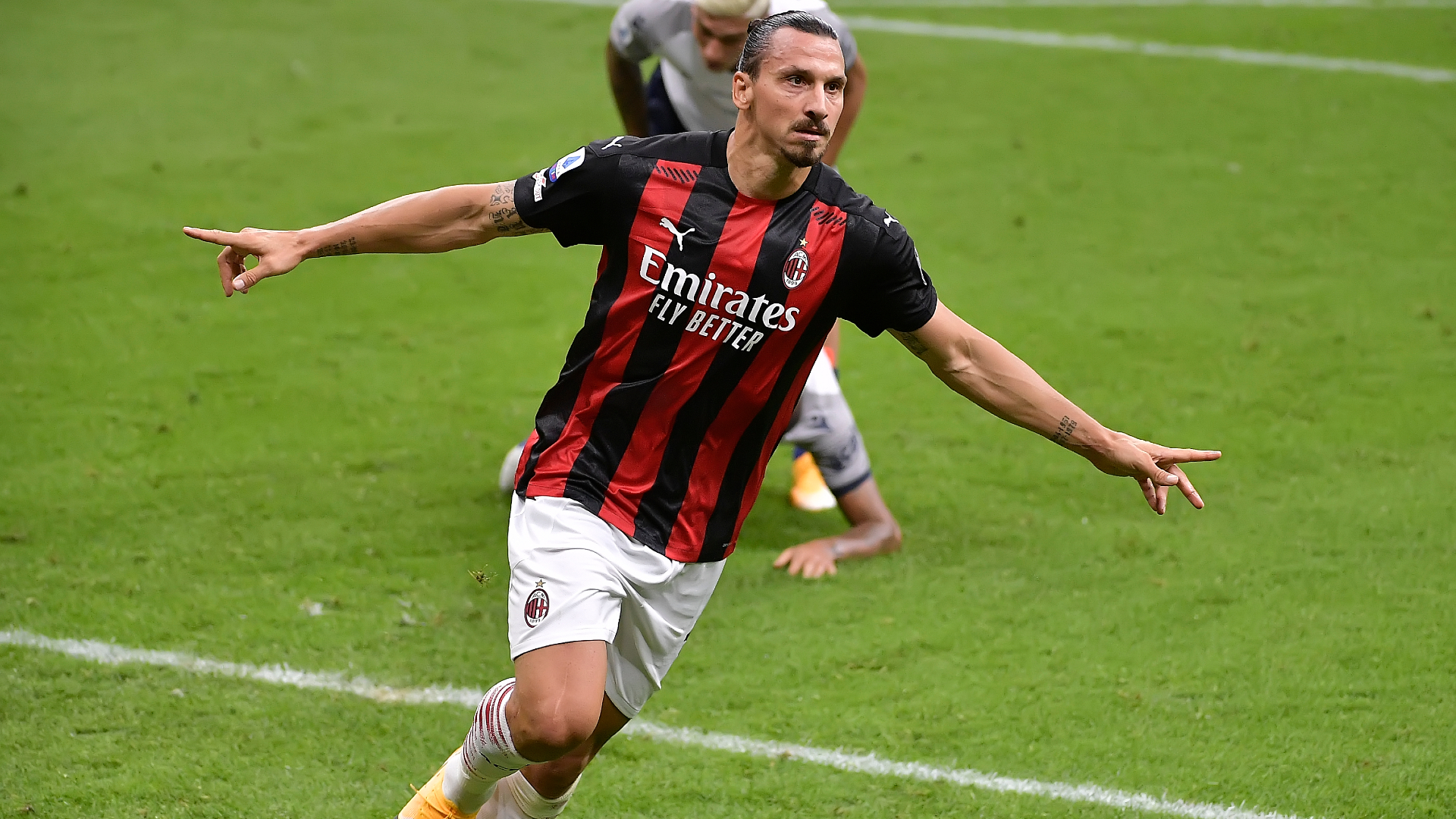 Ibrahimovic shows he's a champion when Milan are at their best – Pioli