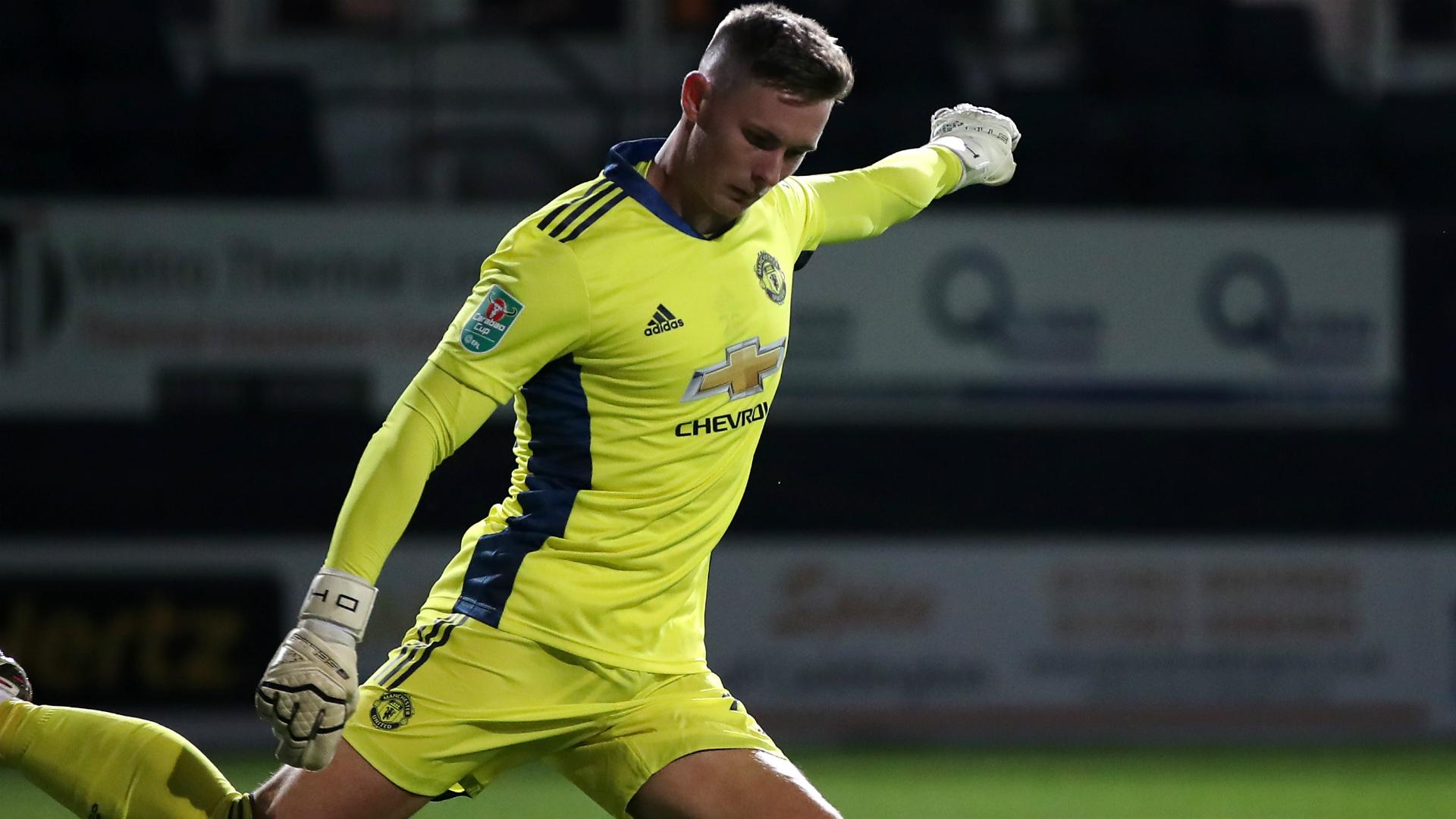 Henderson revels in dream Man Utd debut
