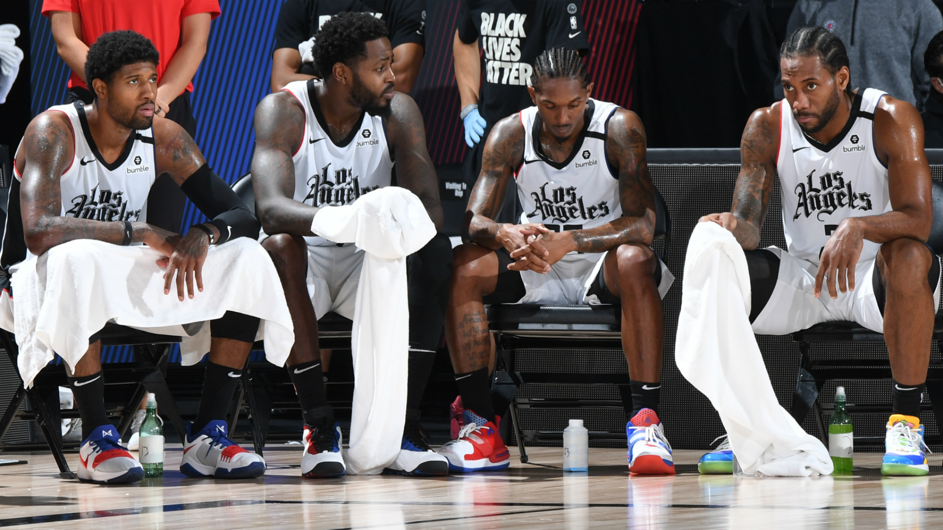 More NBA playoff failure, George better without Kawhi – Clippers season review in STATS data