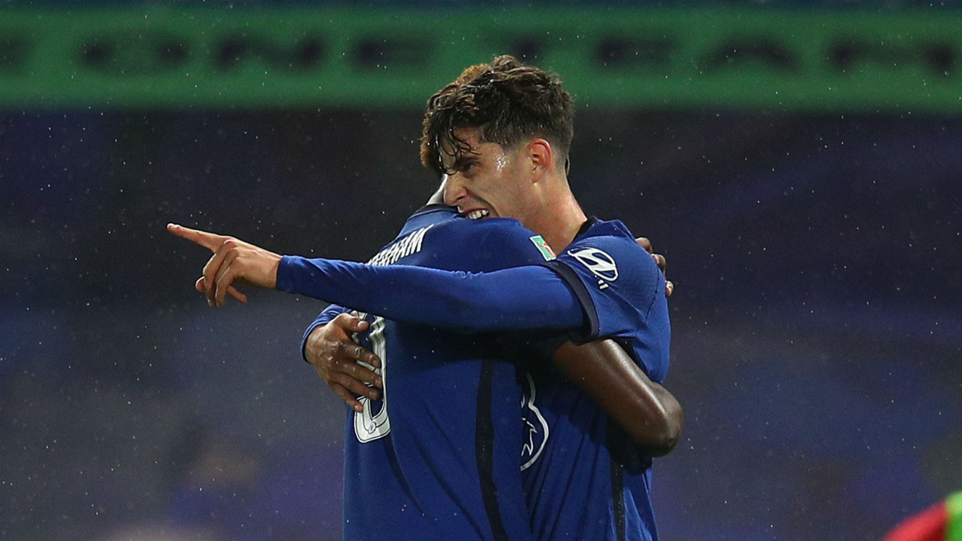 Lampard: The first of many great nights for Chelsea's hat-trick hero Havertz