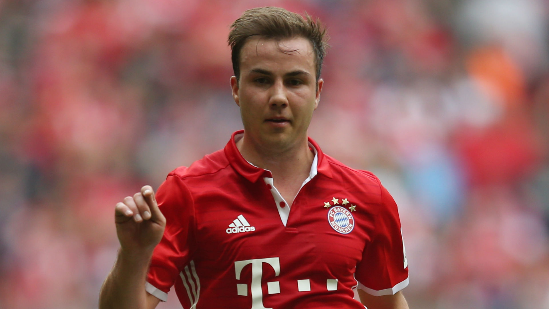 Flick still in contact with Gotze as Bayern return rumours circle