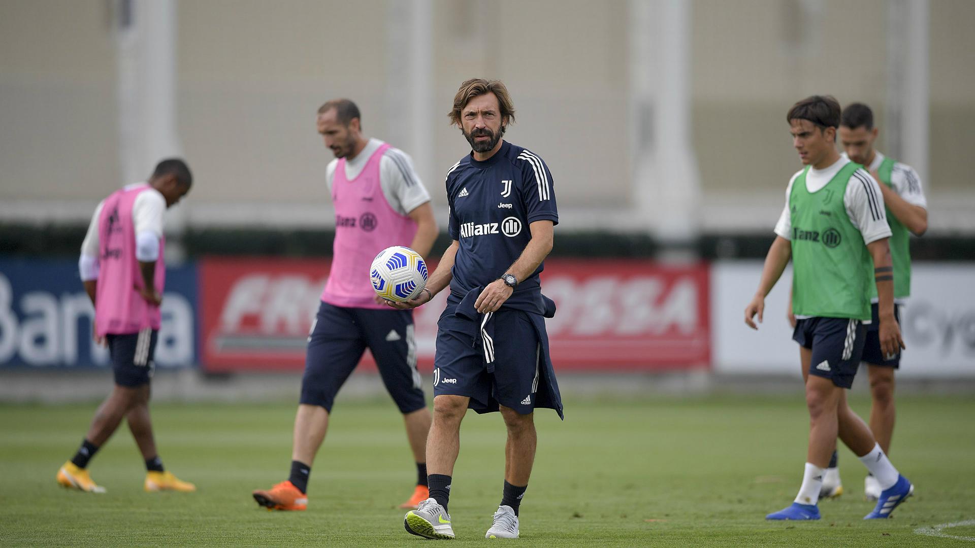 Juventus having more fun under Pirlo than Sarri – Ramsey