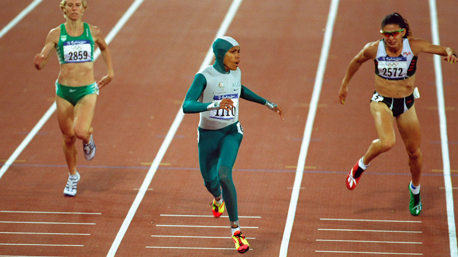 Cathy Freeman's 400m Olympic gold 20 years on: The story behind the Sydney Swift Suit