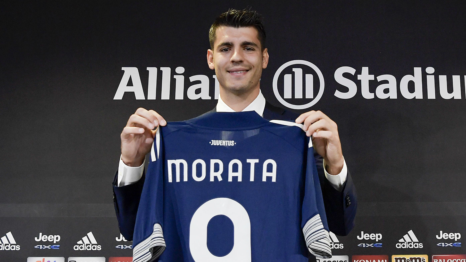 Morata was not the third choice for Juve, says Pirlo