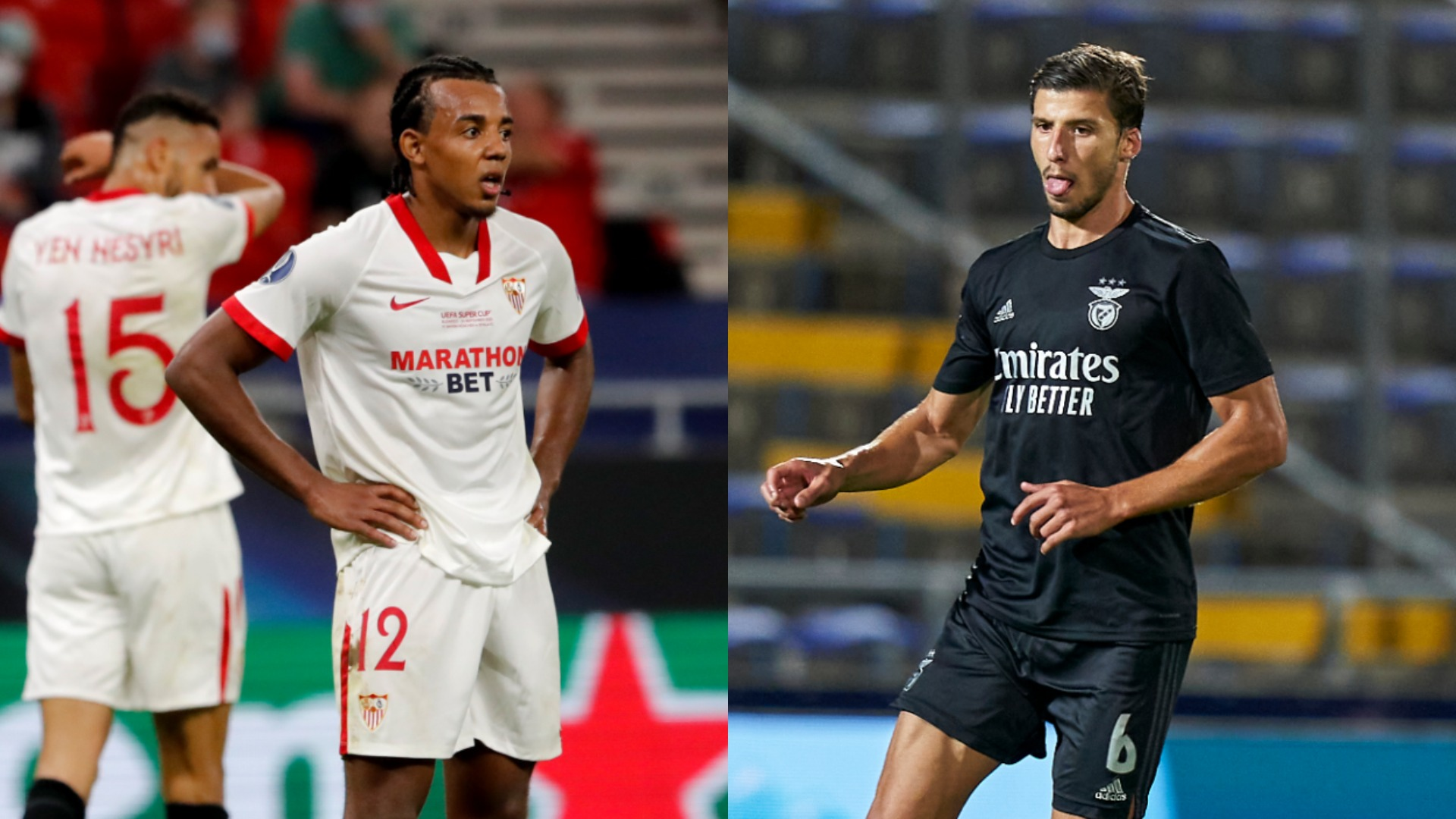 Ruben Dias v Jules Kounde: Manchester City's centre-back targets compared using Opta data