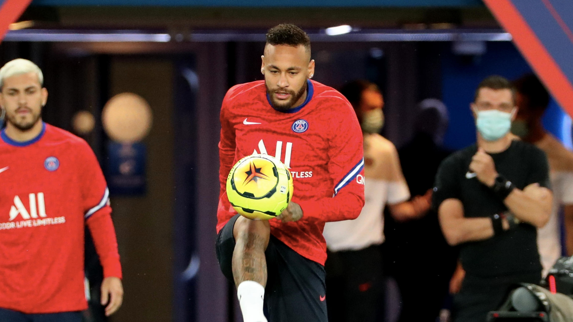 Neymar back from suspension to boost PSG