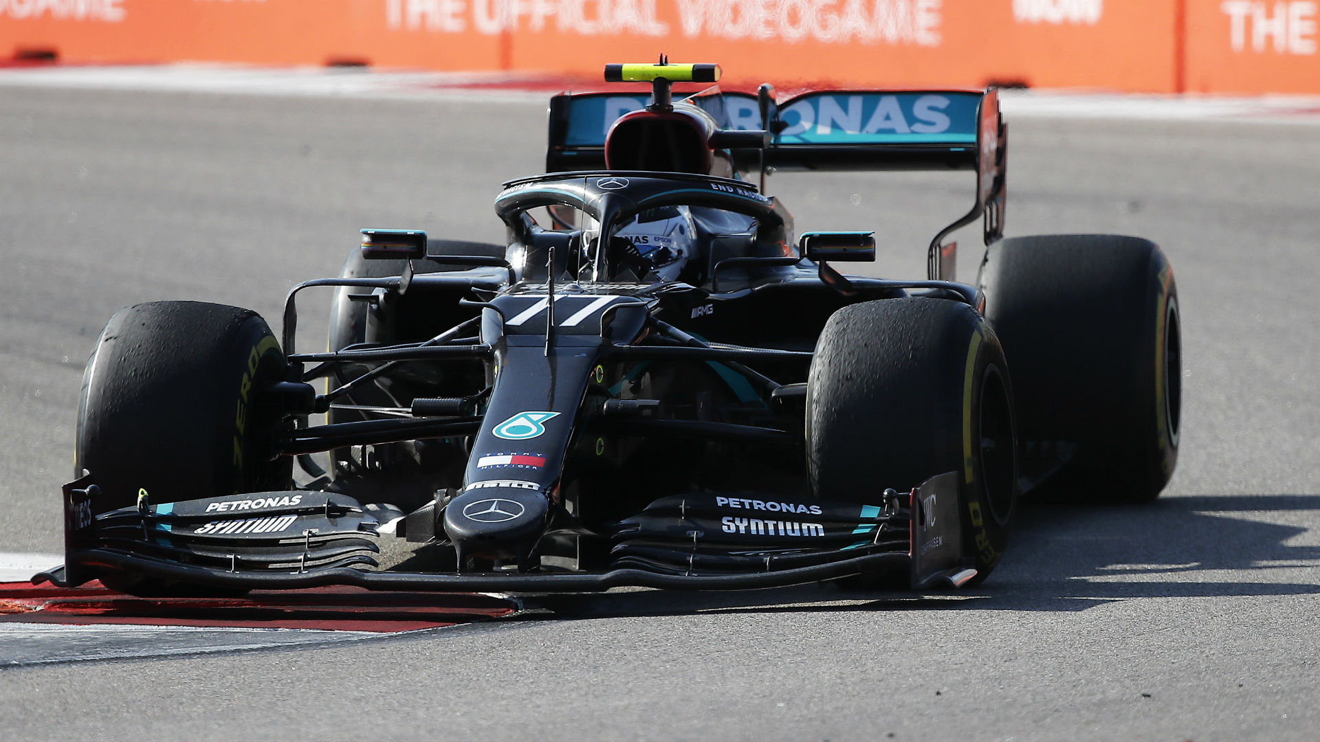 F1 2020: Bottas rules in Russia as Hamilton pays the penalty