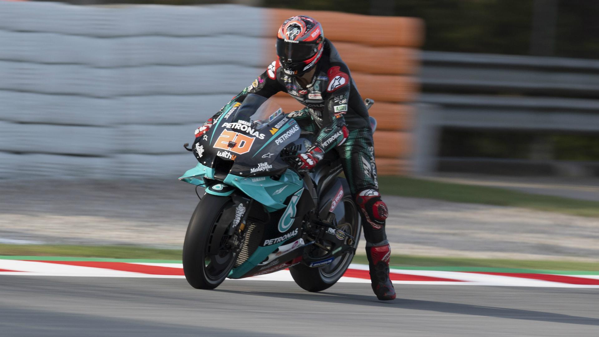 MotoGP 2020: Quartararo wins to regain championship lead as rivals stumble
