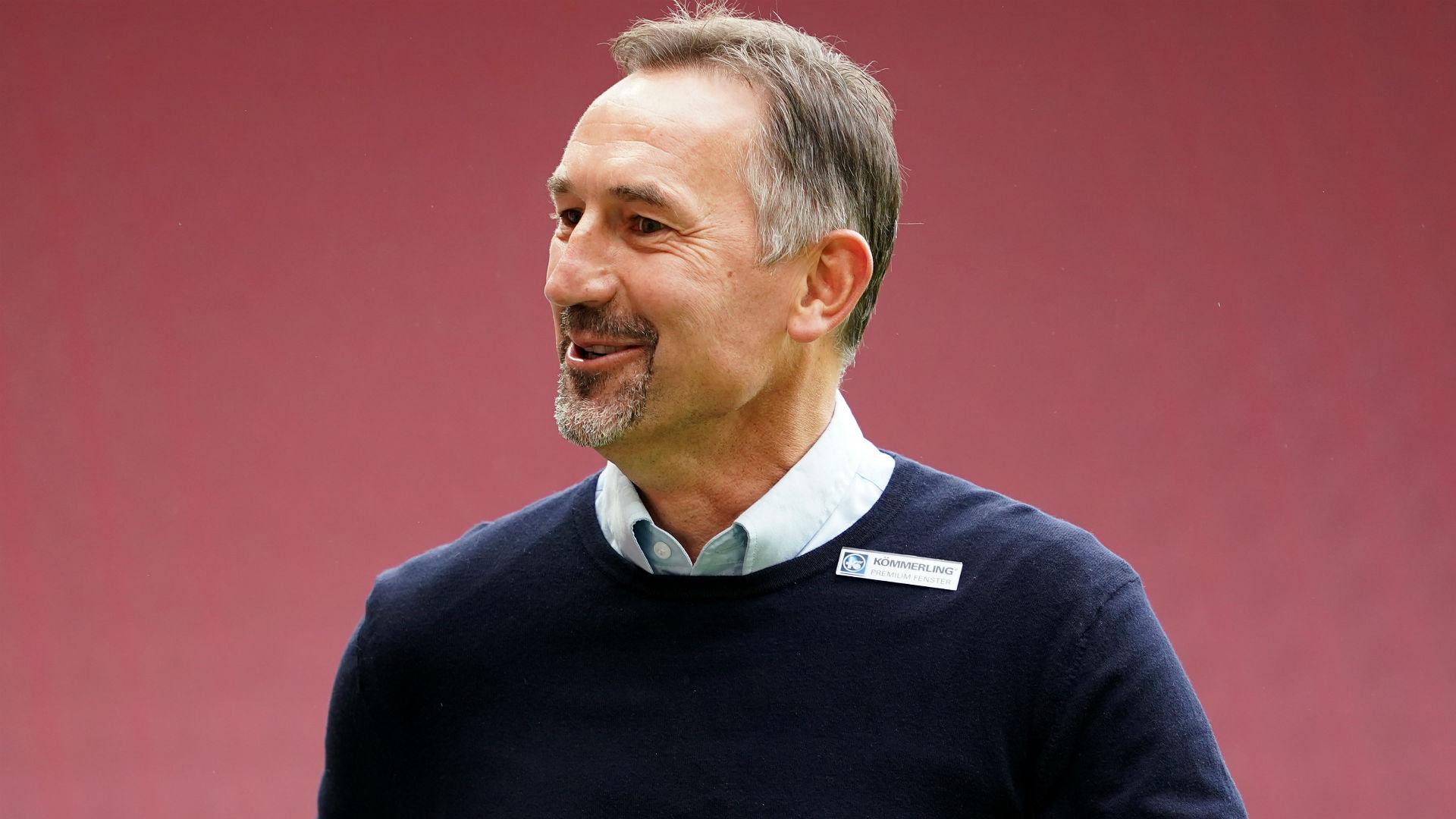 Beierlorzer left 'disappointed' as struggling Mainz sack coach
