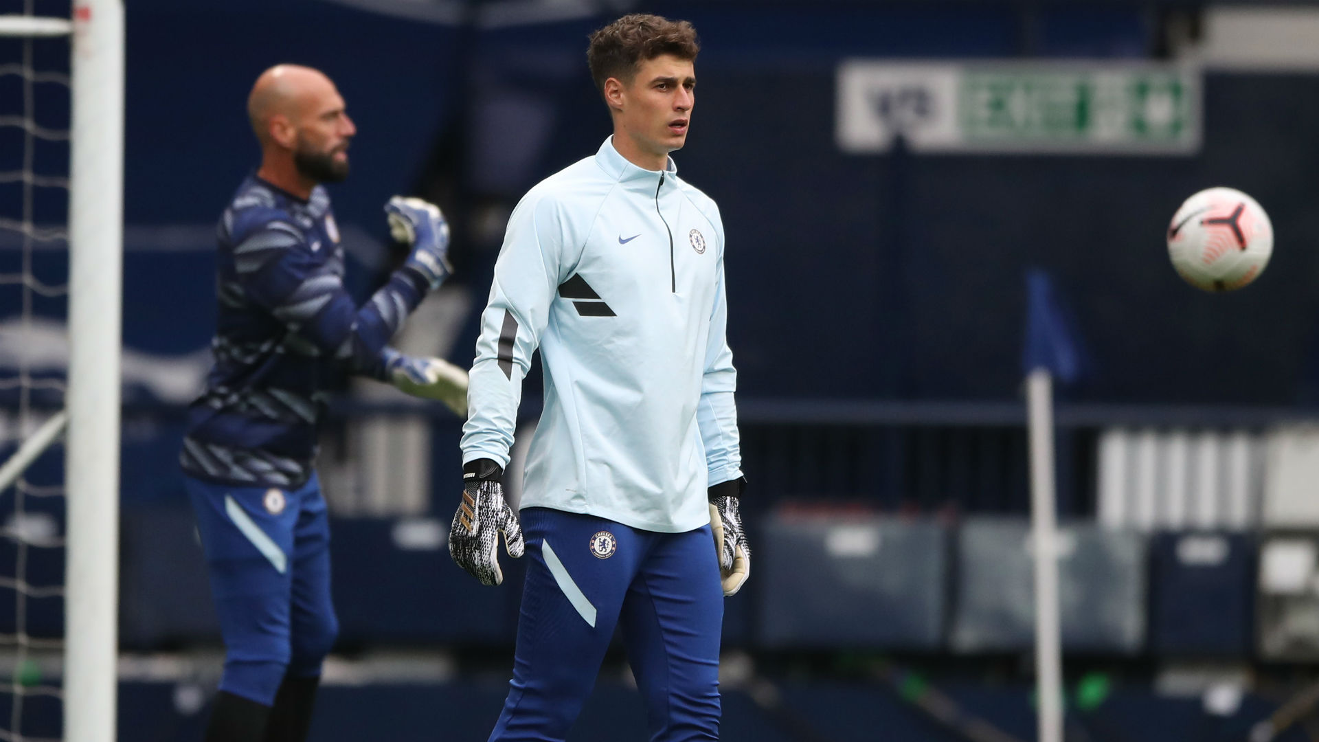 Lampard ready to protect Kepa as Mendy settles in quickly at Chelsea
