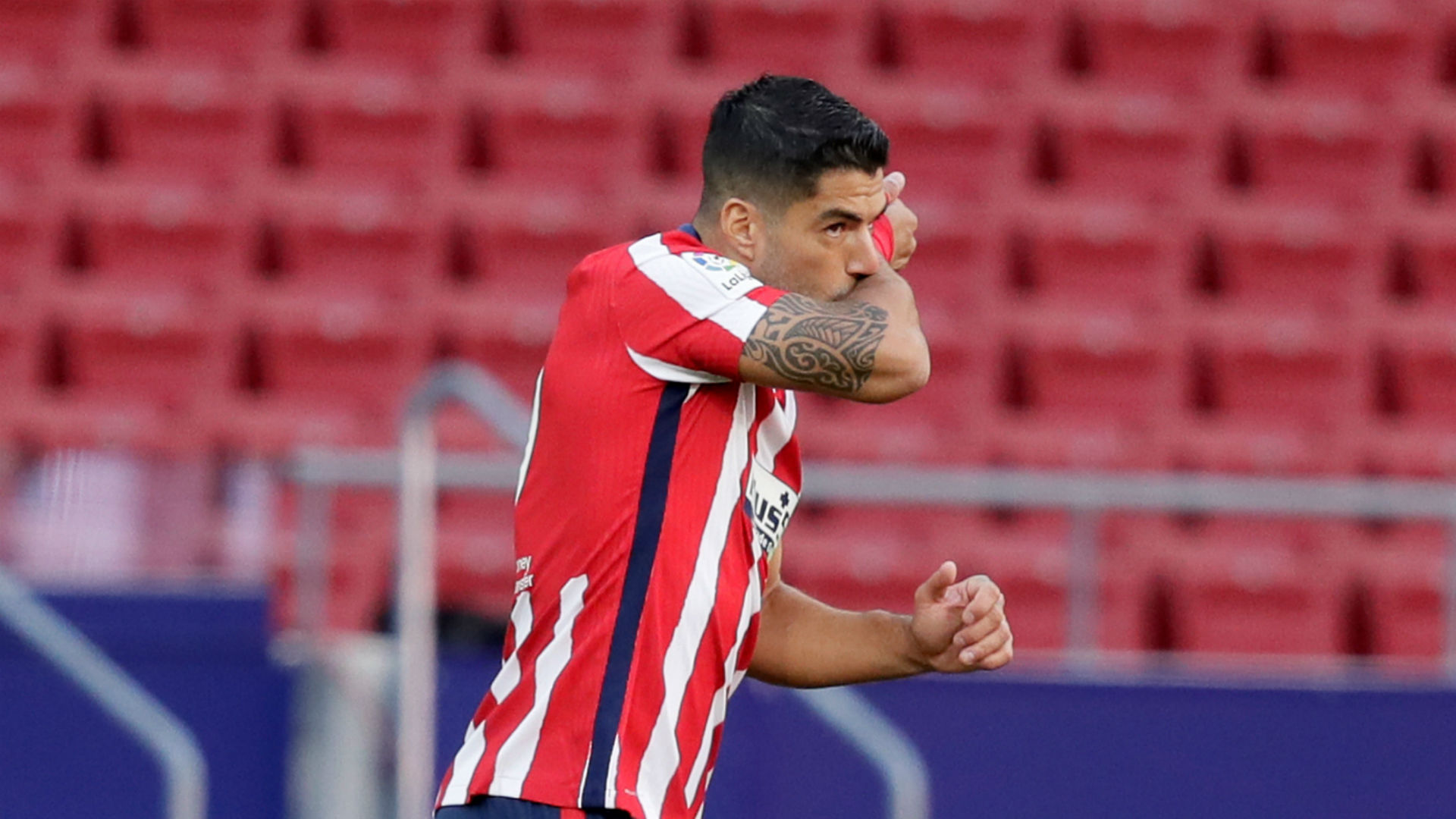 Atletico Madrid 6-1 Granada: Suarez at the double on debut as Rojiblancos run riot