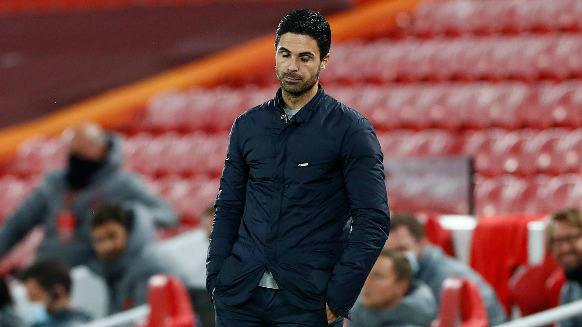 Liverpool have set the standard Arsenal have to reach - Arteta