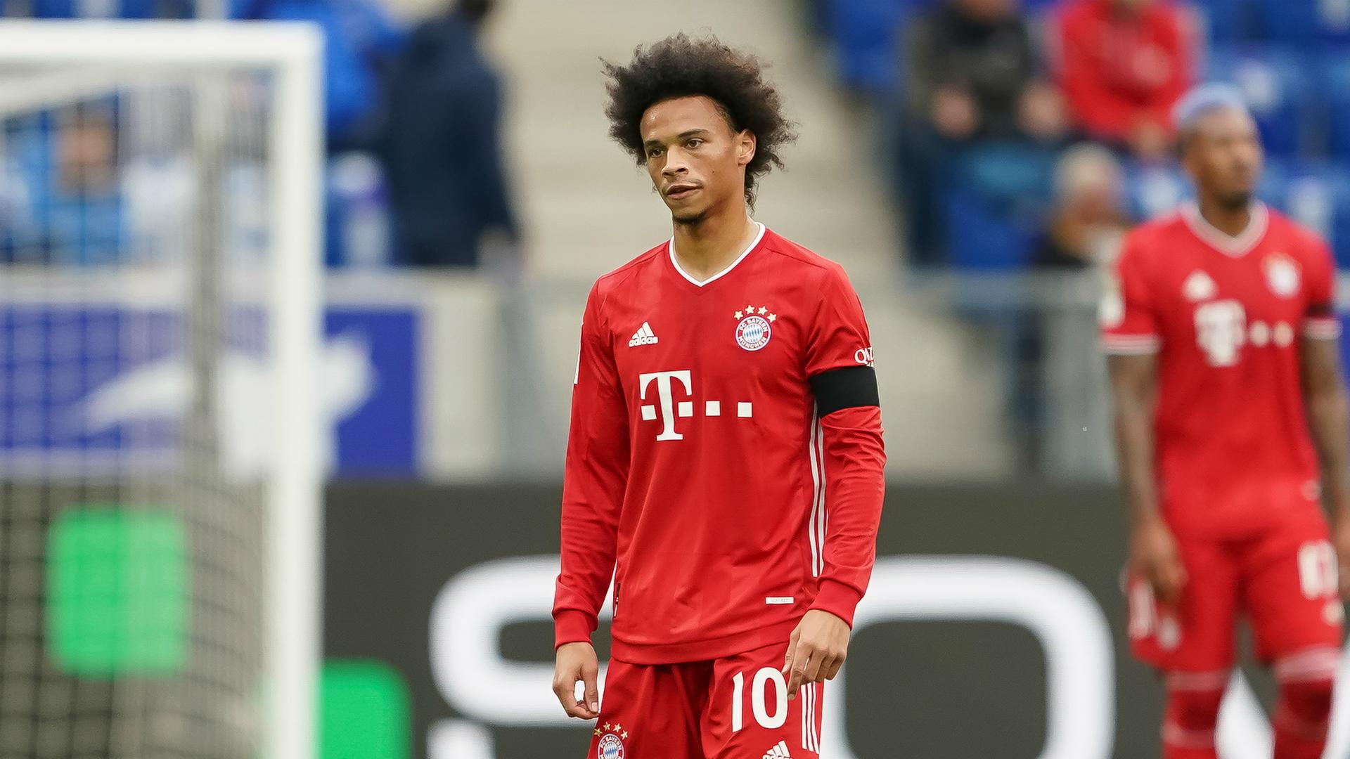 Bayern winger Sane ruled out of DFL-Supercup against Dortmund