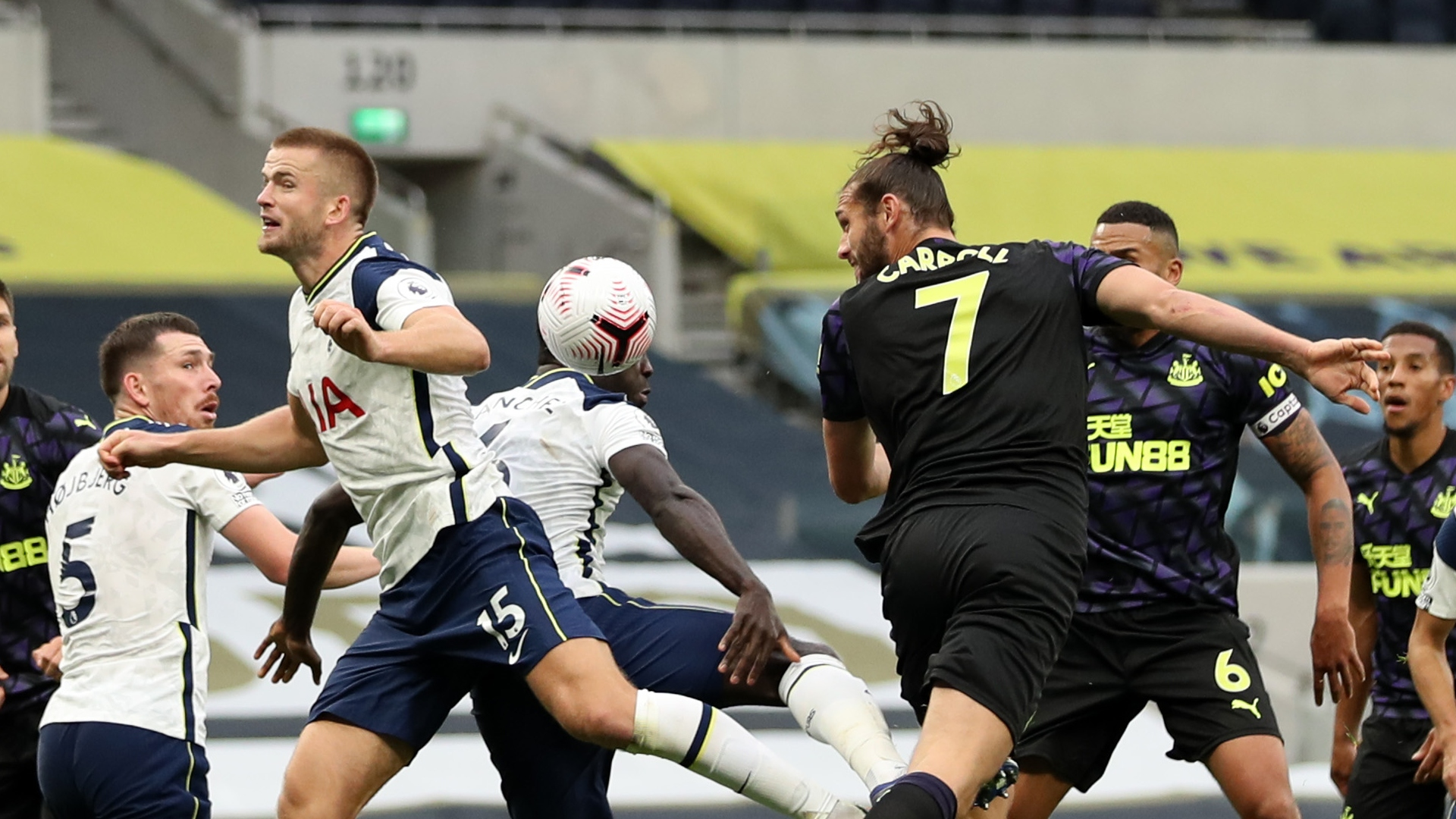 Tottenham's Dier calls for change over handball rule