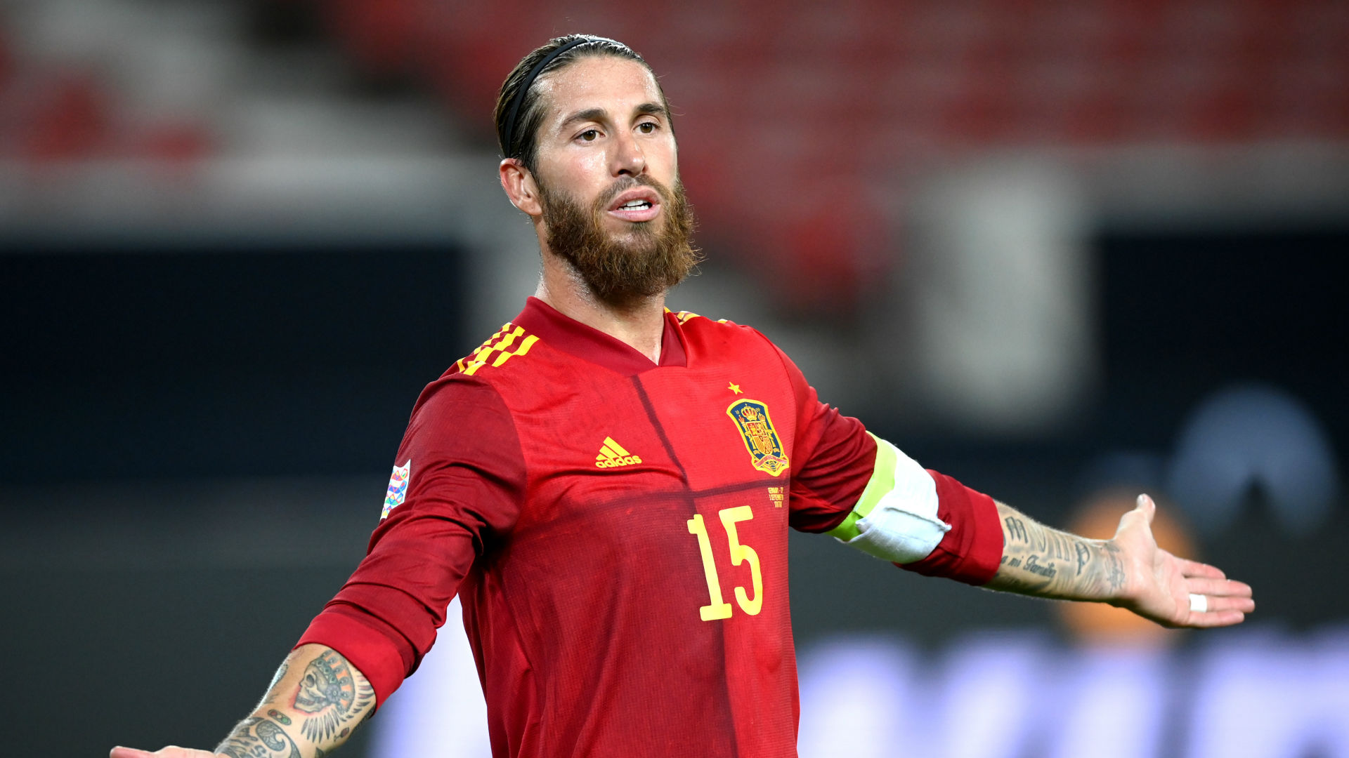 Ramos: Spain showed their face in Germany fightback