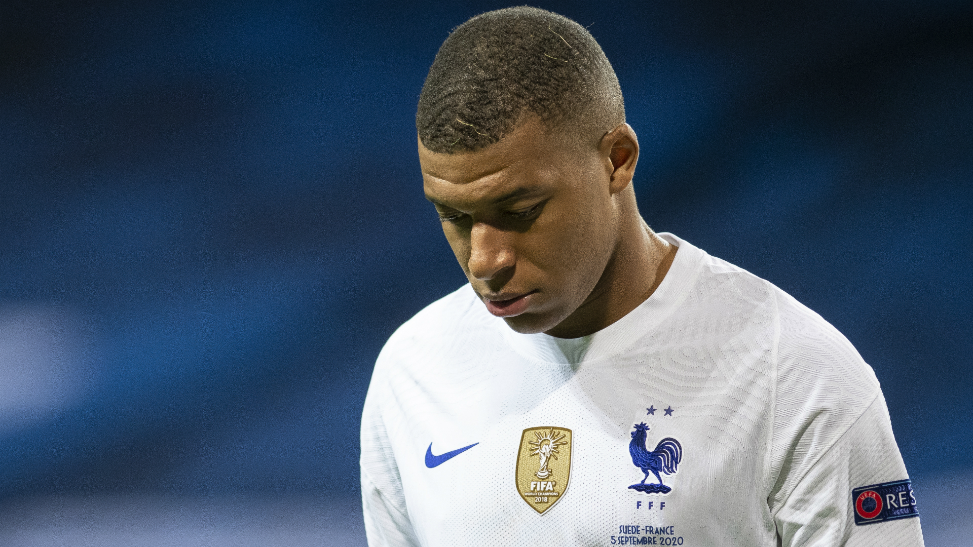 France boss Deschamps unwilling to take risks with Mbappe