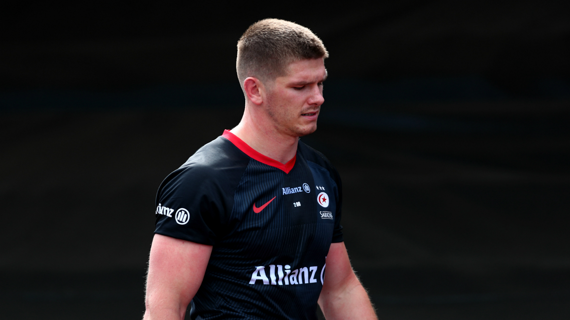 Farrell sees red as Sarries stung by Wasps, Quins lose as fans return to The Stoop