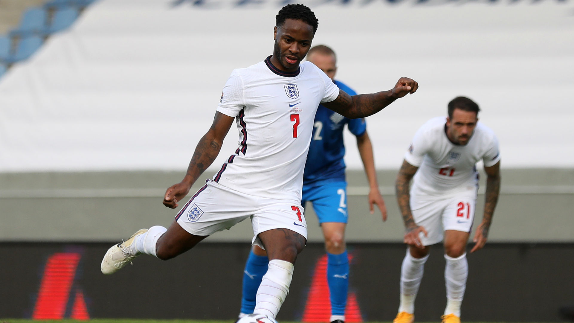 Sterling's desire and drive delights England boss Southgate