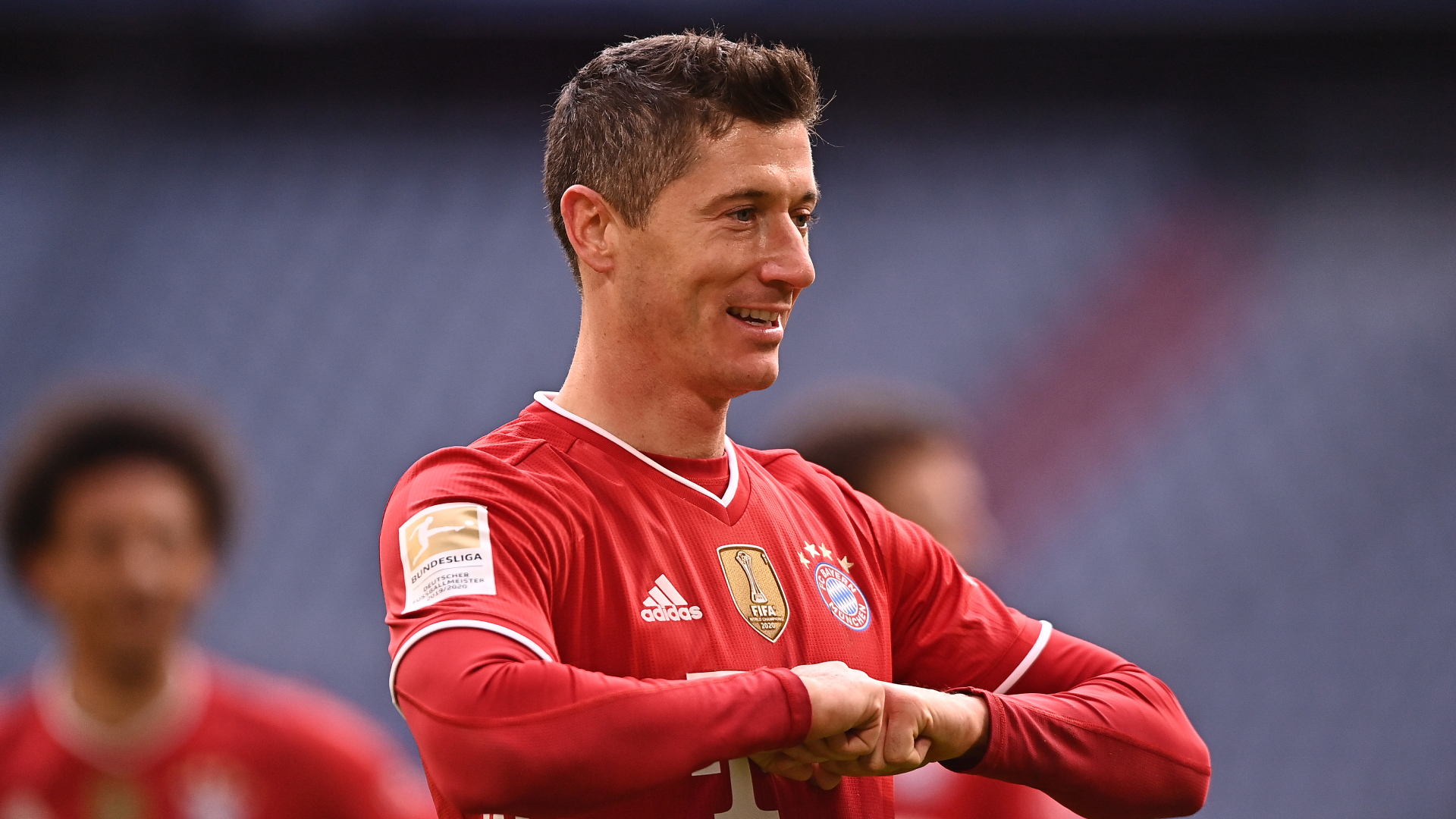 Lewandowski absence won't alter Leipzig mindset as club chief Krosche relishes title tussle